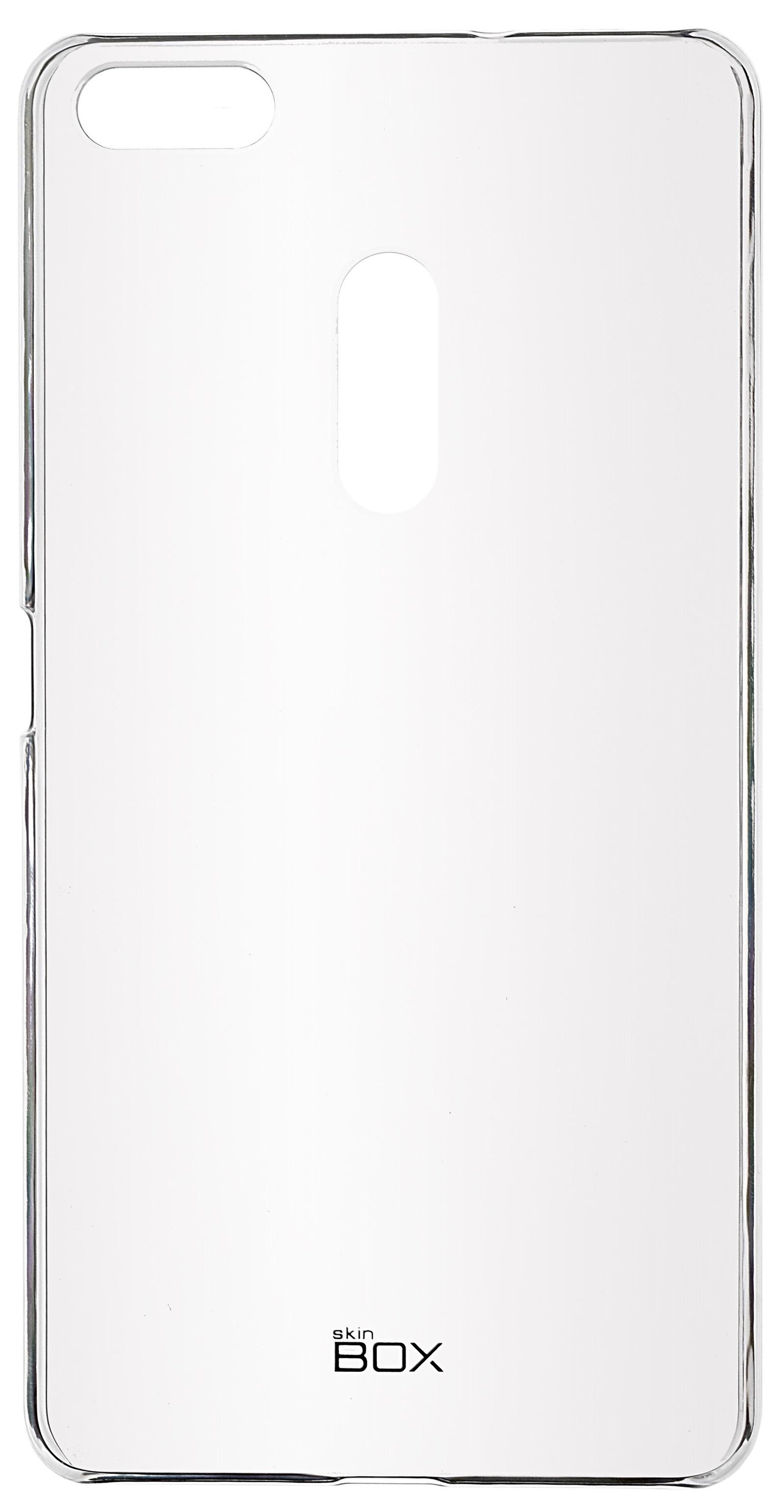 Чехол для сотового телефона skinBOX Crystal, 4630042528253, прозрачный чехол для meizu u20 skinbox 4people shield красный