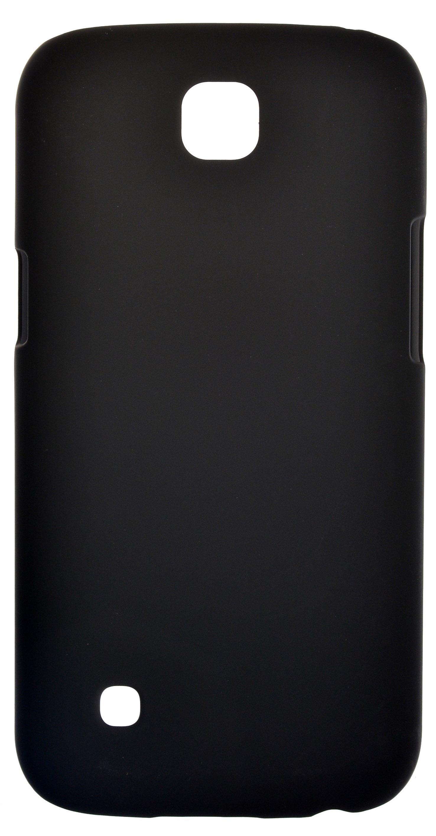 Чехол для сотового телефона skinBOX 4People, 4630042528307, черный стоимость