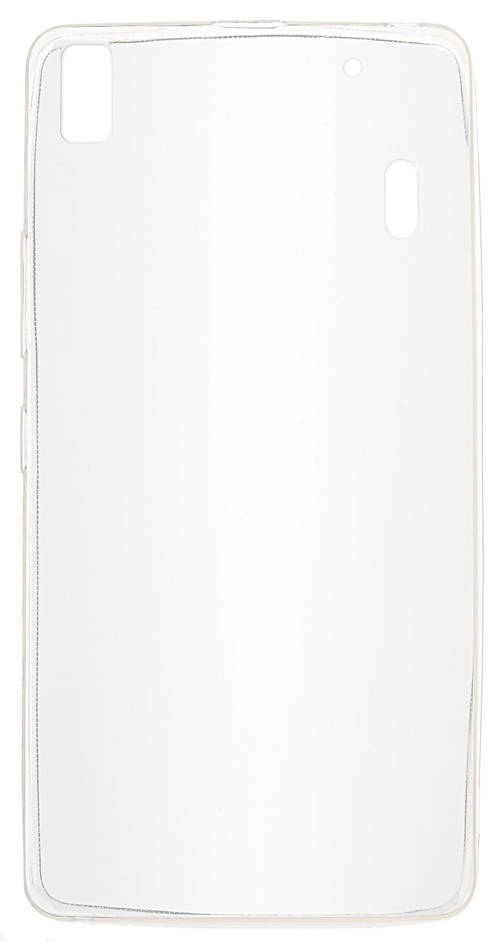 Чехол для сотового телефона skinBOX Slim Silicone, 4630042528512, прозрачный