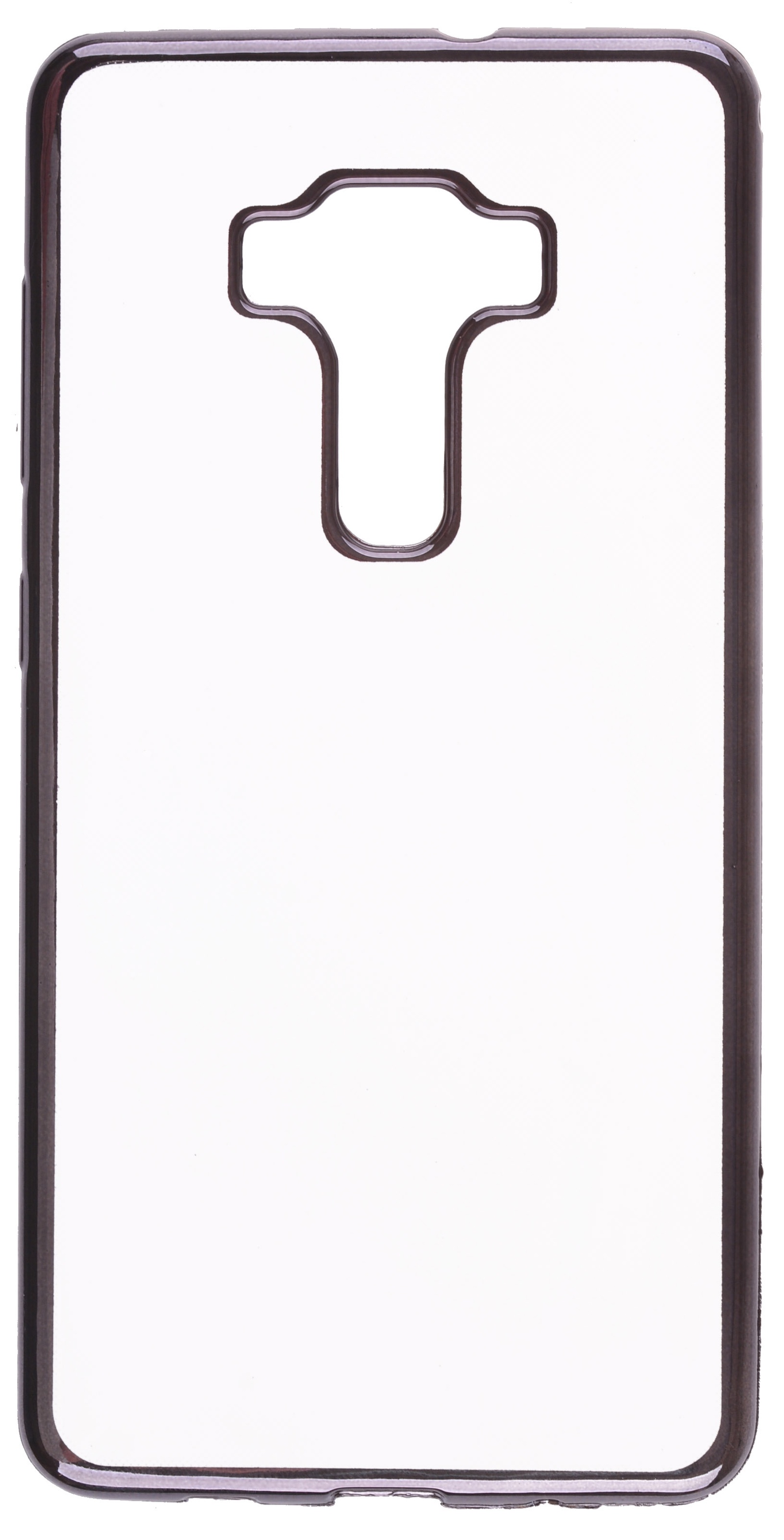 все цены на Чехол для сотового телефона skinBOX Silicone chrome border, 4630042528727 онлайн