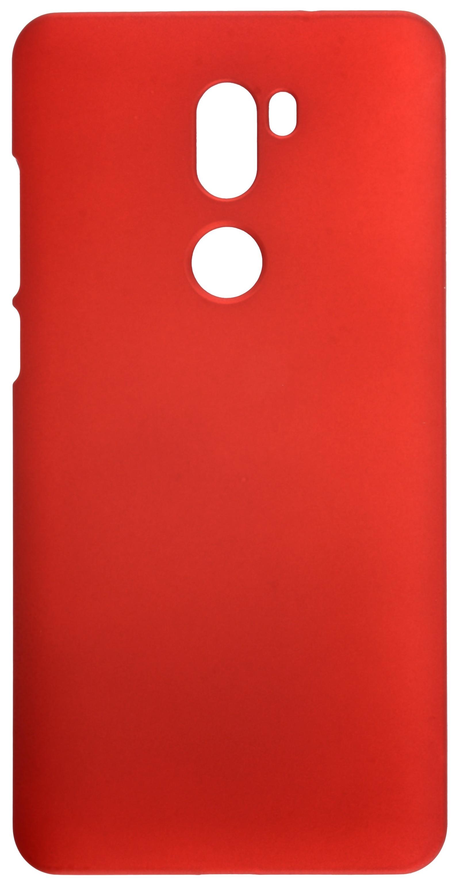 Чехол для сотового телефона skinBOX 4People, 4630042529038, красный цена
