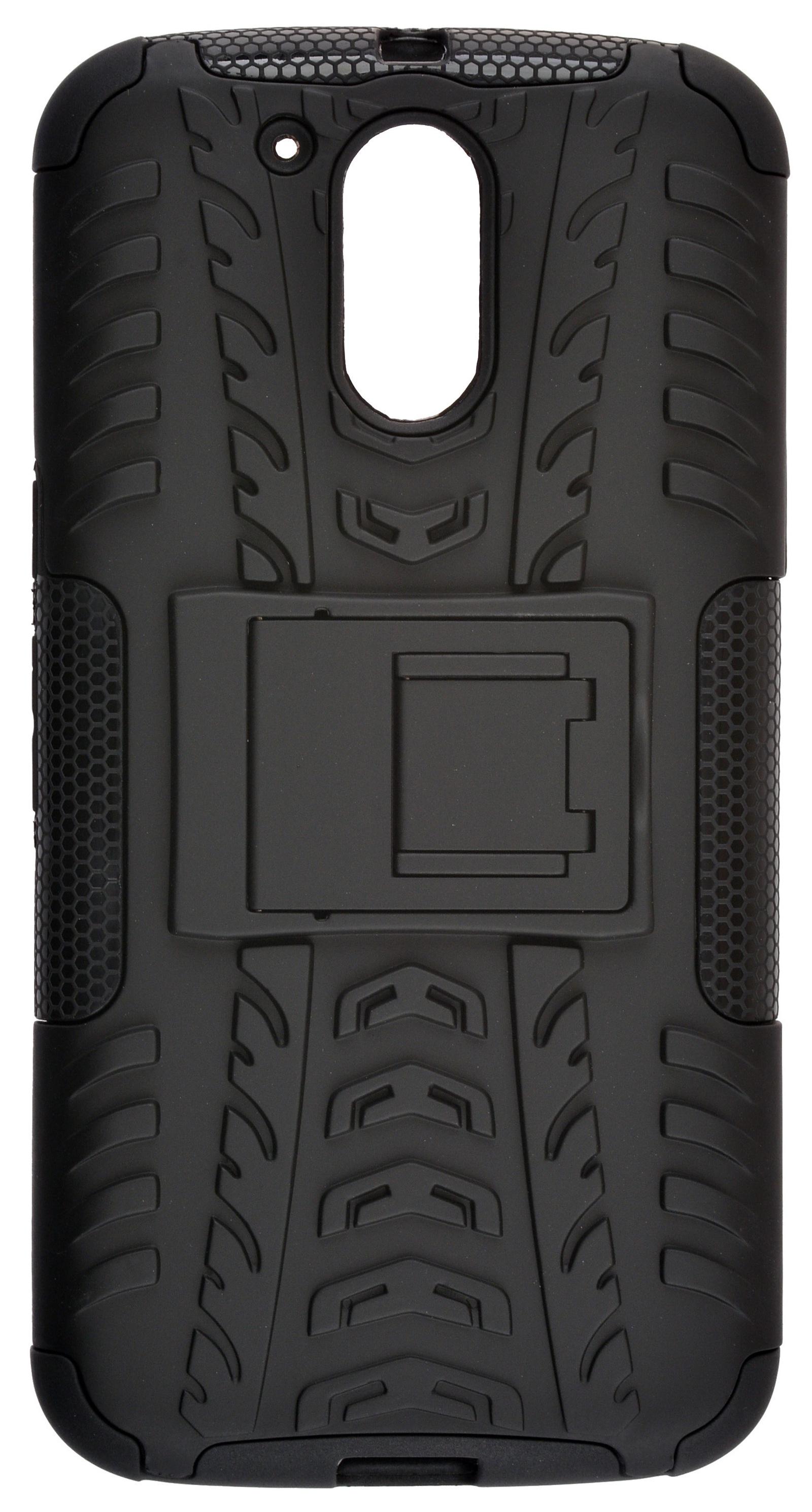 Чехол для сотового телефона skinBOX Defender, 4630042529212, черный skinbox flip case чехол для samsung galaxy y black