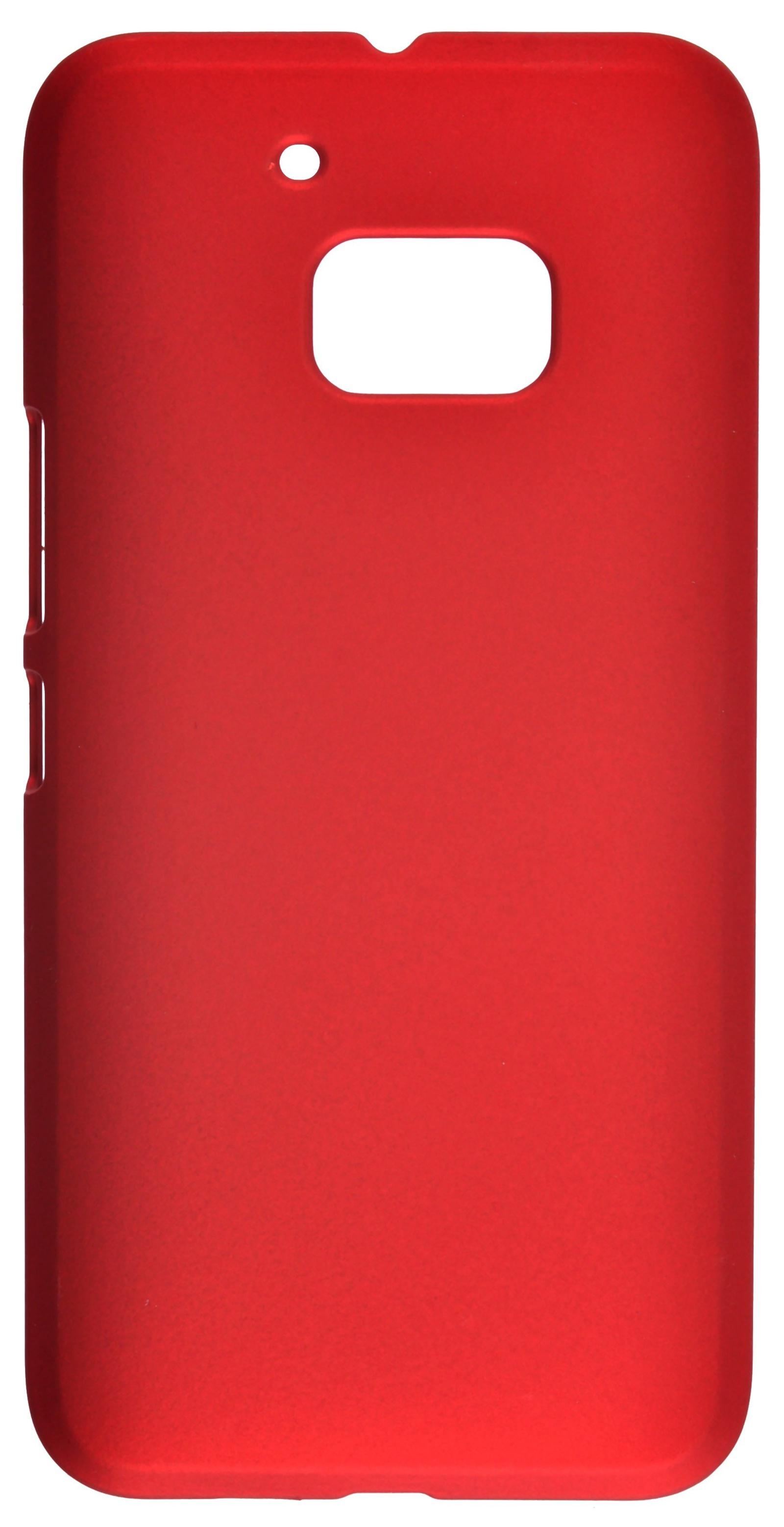 Чехол для сотового телефона skinBOX 4People, 4630042529229, красный цена