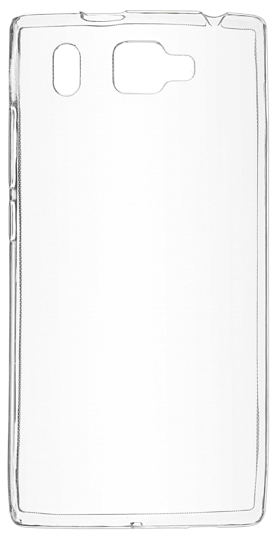 Чехол для сотового телефона skinBOX Slim Silicone, 4630042529236, прозрачный цена и фото
