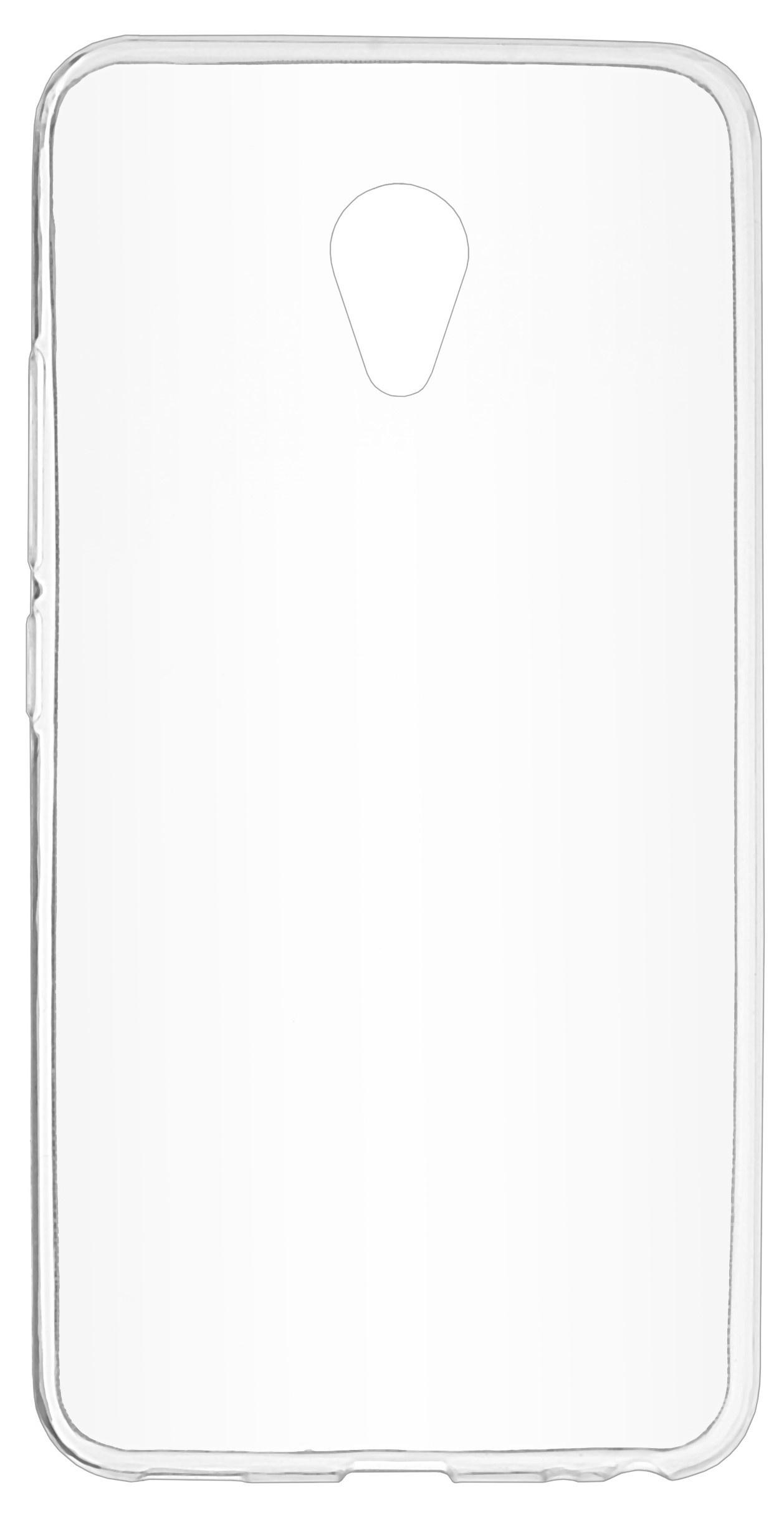Чехол для сотового телефона skinBOX Slim Silicone, 4630042529465, прозрачный
