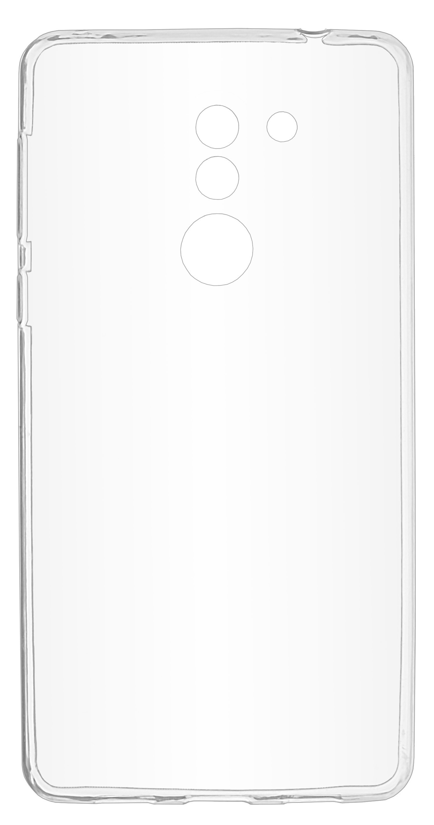 Чехол для сотового телефона skinBOX Slim Silicone, 4630042529519, прозрачный цена и фото