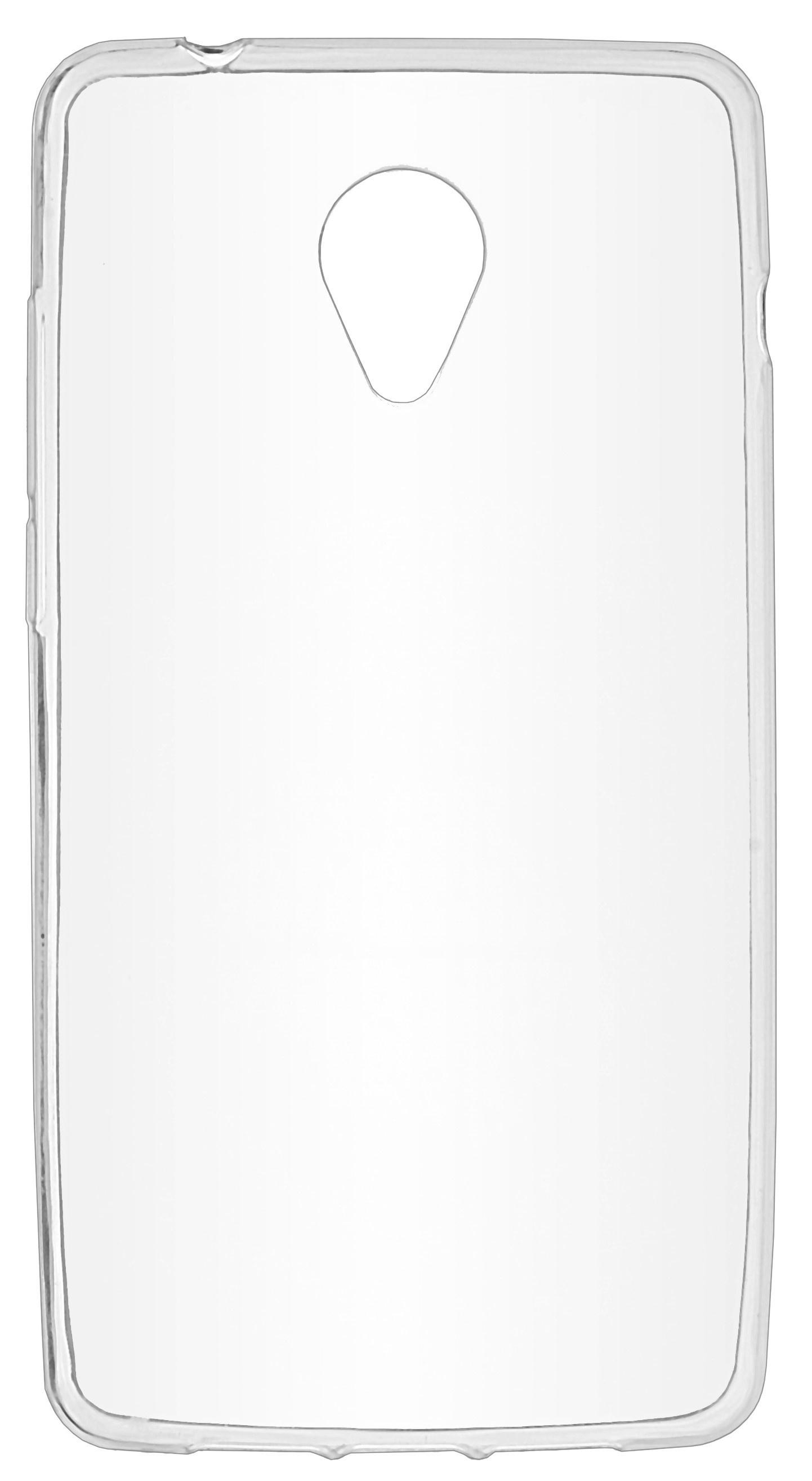 Чехол для сотового телефона skinBOX Slim Silicone, 4630042529557, прозрачный цена и фото