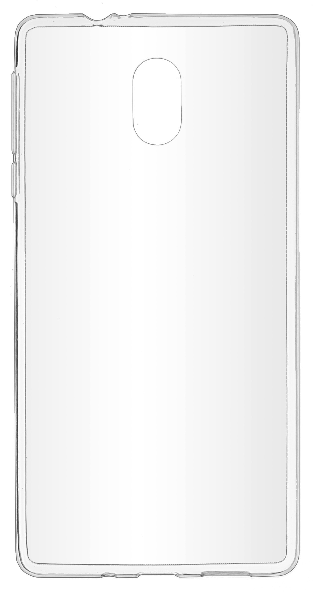 Чехол для сотового телефона skinBOX Slim Silicone, 4630042529656, прозрачный цены онлайн