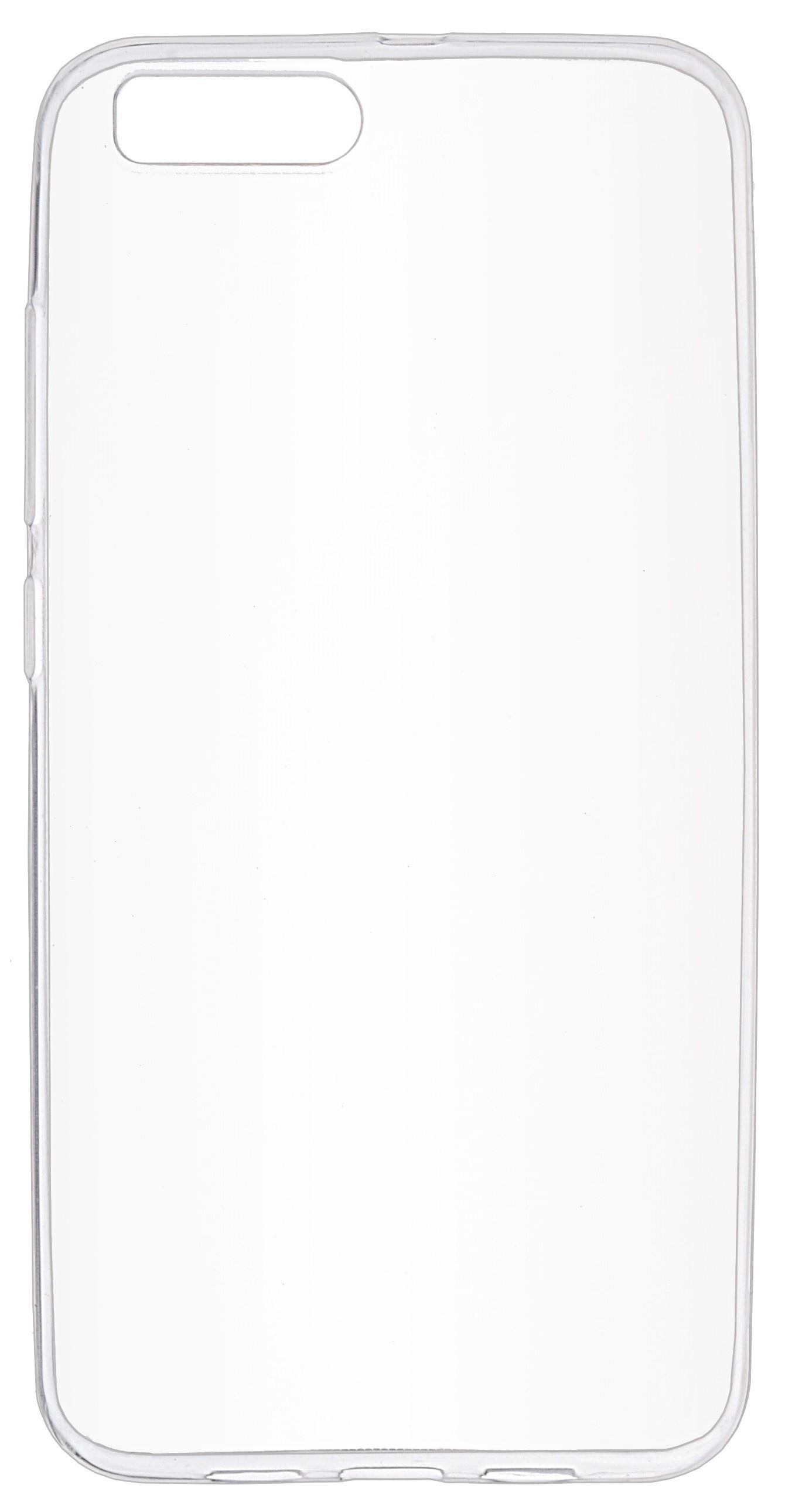 Чехол для сотового телефона skinBOX Slim Silicone, 4630042529717, прозрачный чехол для lenovo vibe c2 k10a40 skinbox 4people case черный