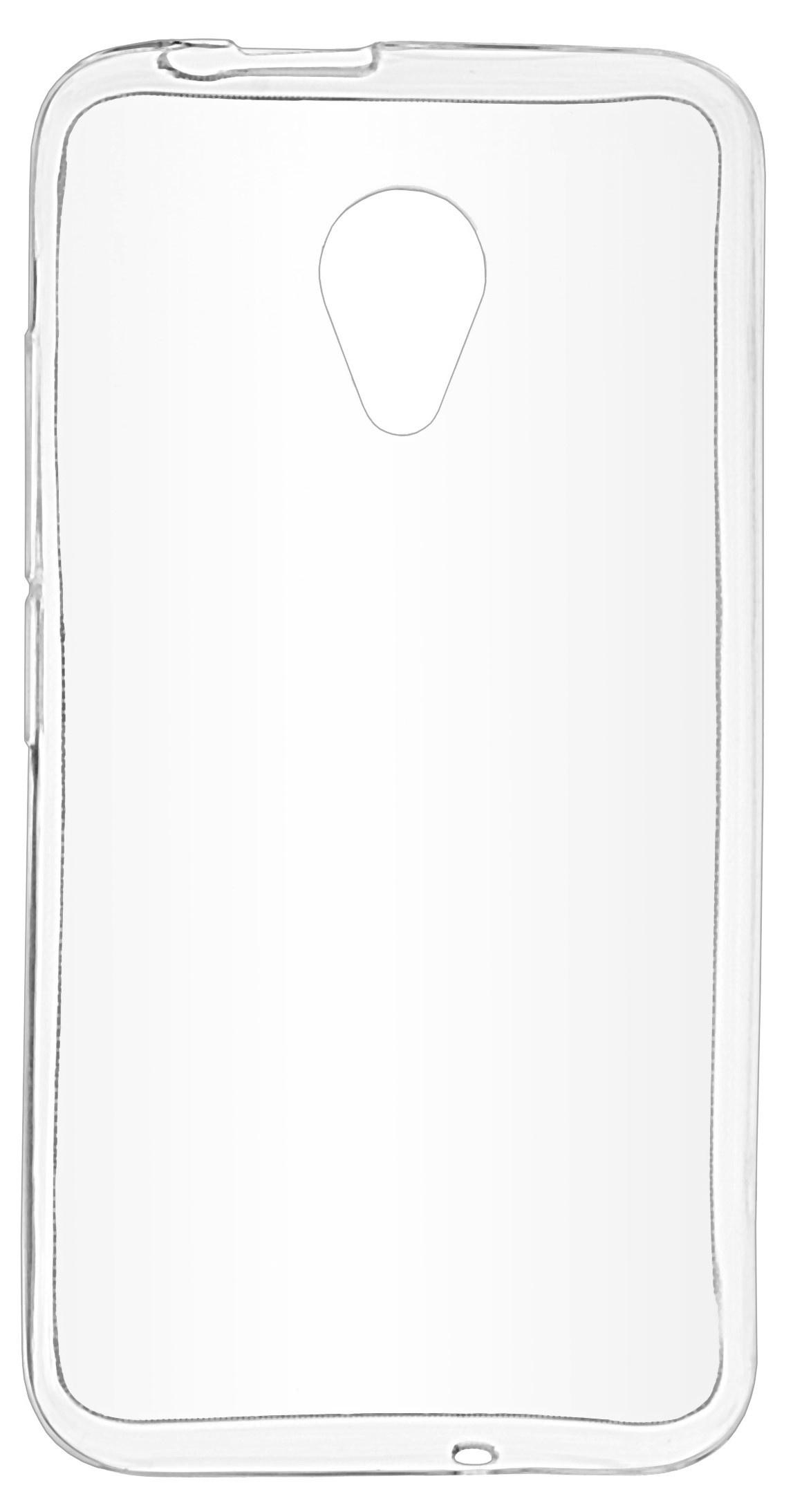 Чехол для сотового телефона skinBOX Silicone, 4630042529731, прозрачный недорого