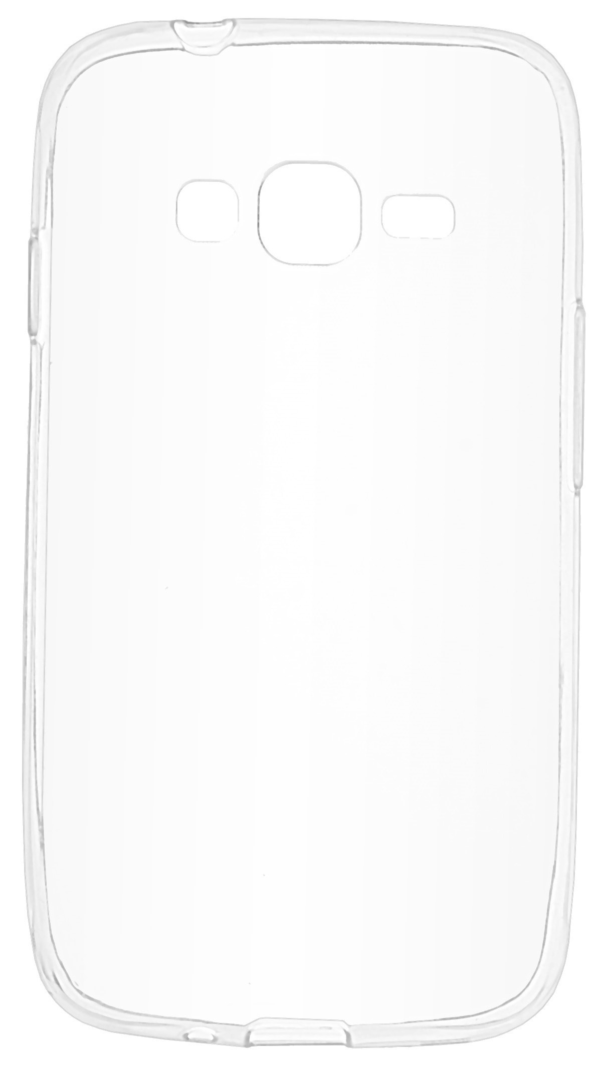Чехол для сотового телефона skinBOX Slim Silicone, 4630042529809, прозрачный цена и фото