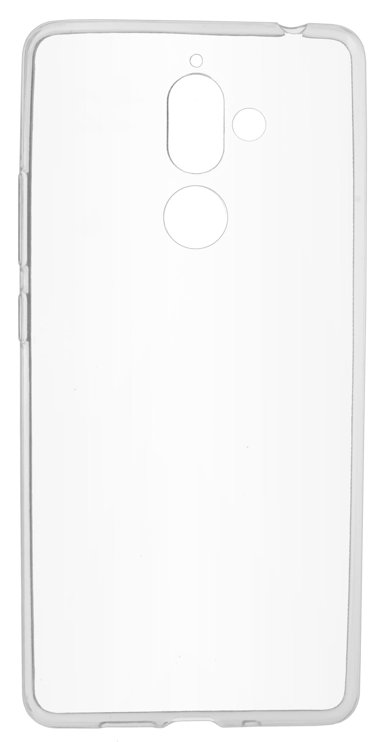 цена на Чехол для сотового телефона skinBOX Slim Silicone, 4660041404326, прозрачный