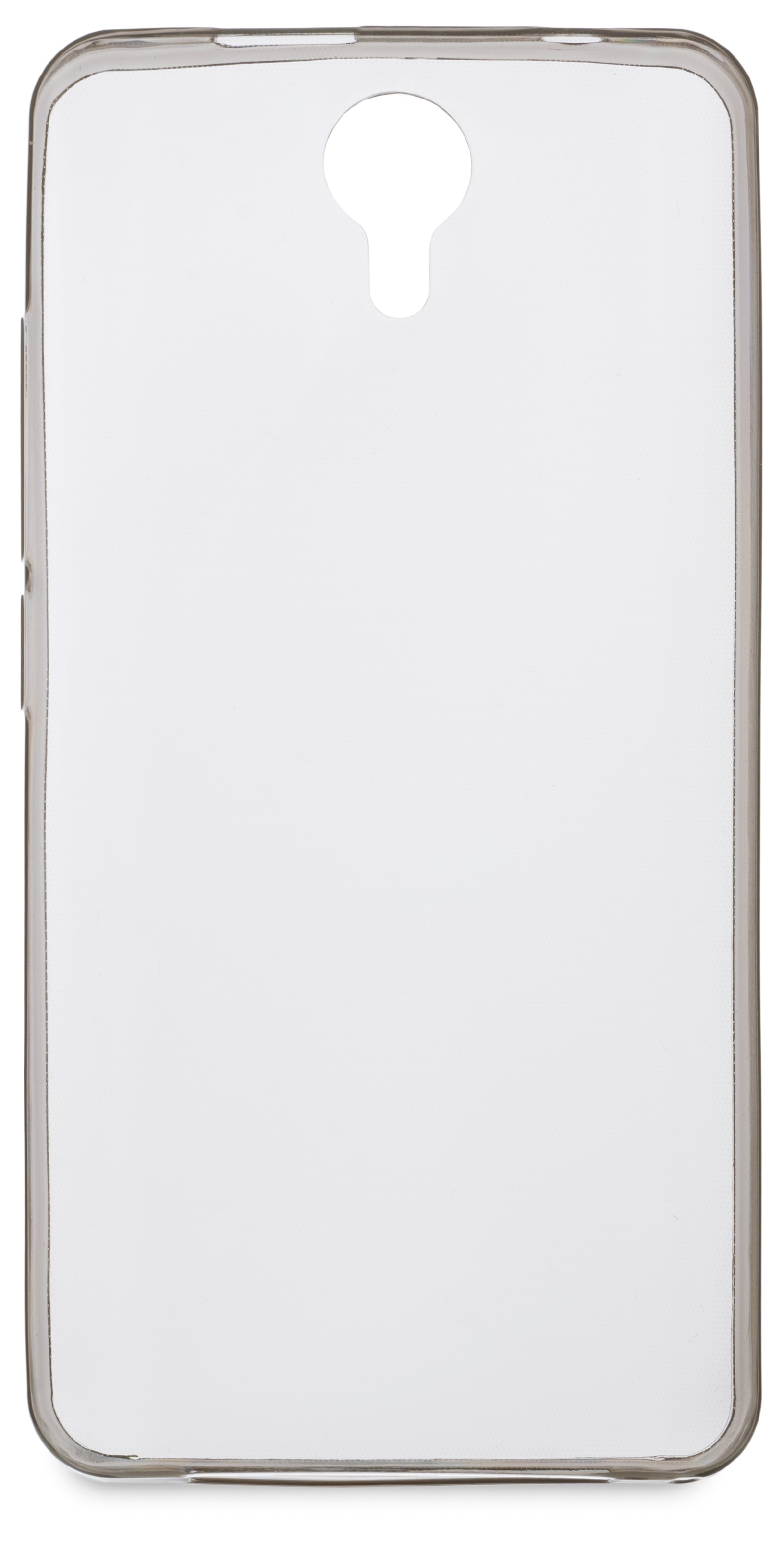 Чехол для сотового телефона skinBOX Slim Silicone, 4660041405224, прозрачный цена и фото