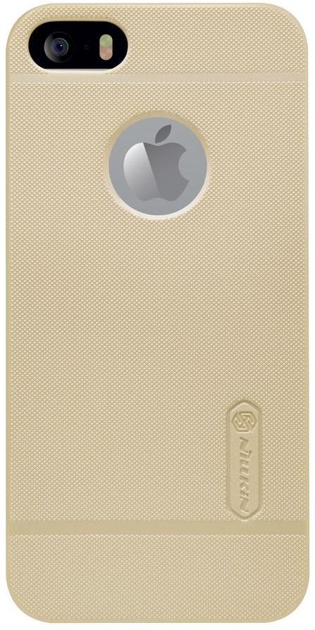 Чехол для сотового телефона Nillkin Super Frosted, 6956473270515, золотой