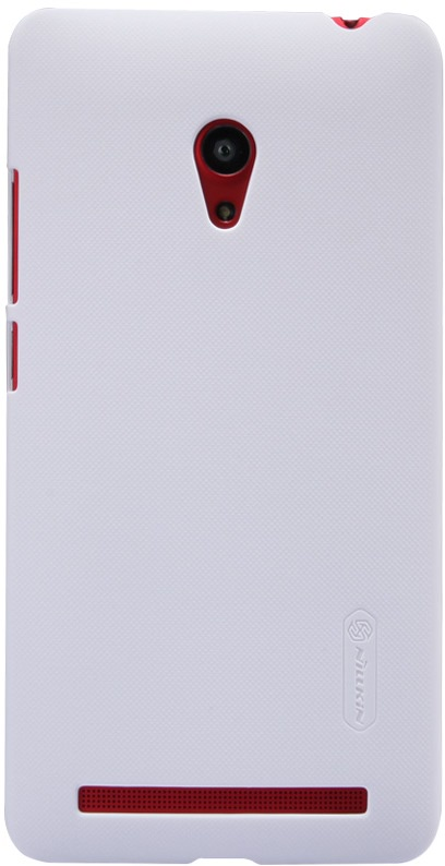 Чехол для сотового телефона Nillkin Super Frosted, 6956473279990, белый чехол защитный nillkin lenovo k910 vibe z