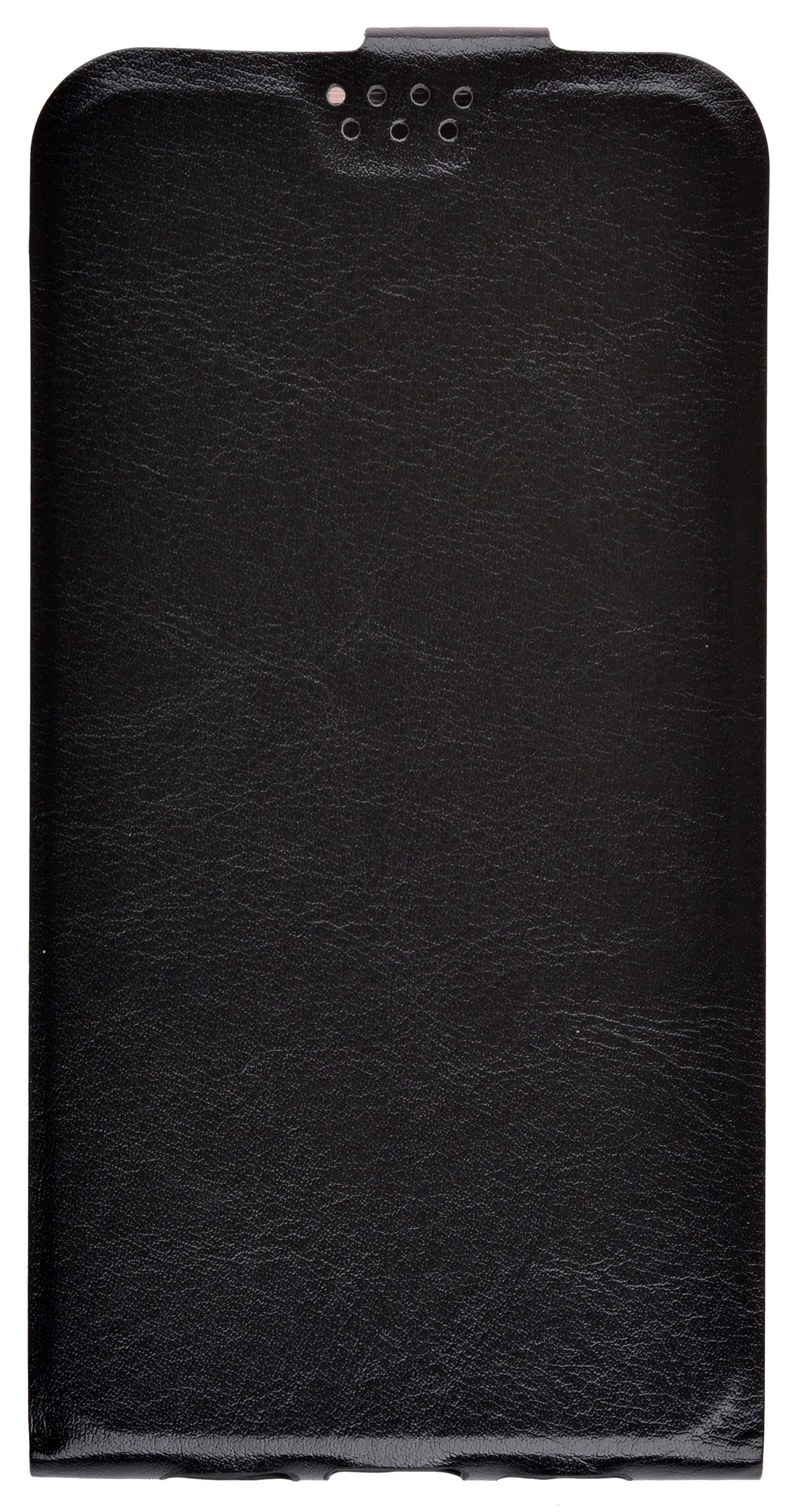 Чехол для сотового телефона skinBOX Flip slim, 4630042525191, черный чехол для сотового телефона skinbox flip slim 4660041407587 черный