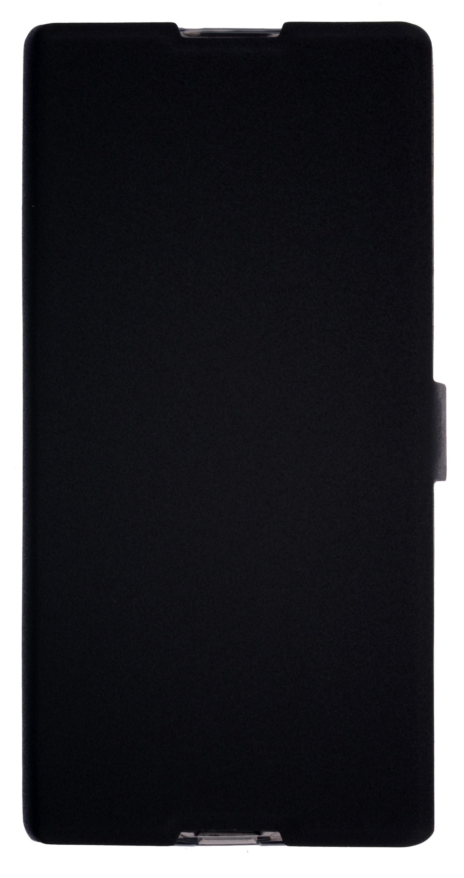 Чехол для сотового телефона PRIME Book, 4630042525269, черный недорого