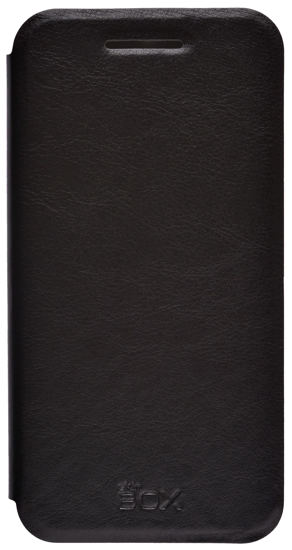 Чехол для сотового телефона skinBOX Lux, 4630042525306, черный все цены