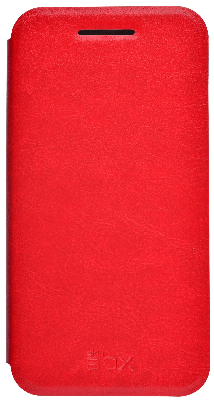 Чехол для сотового телефона skinBOX Lux, 4630042525313, красный