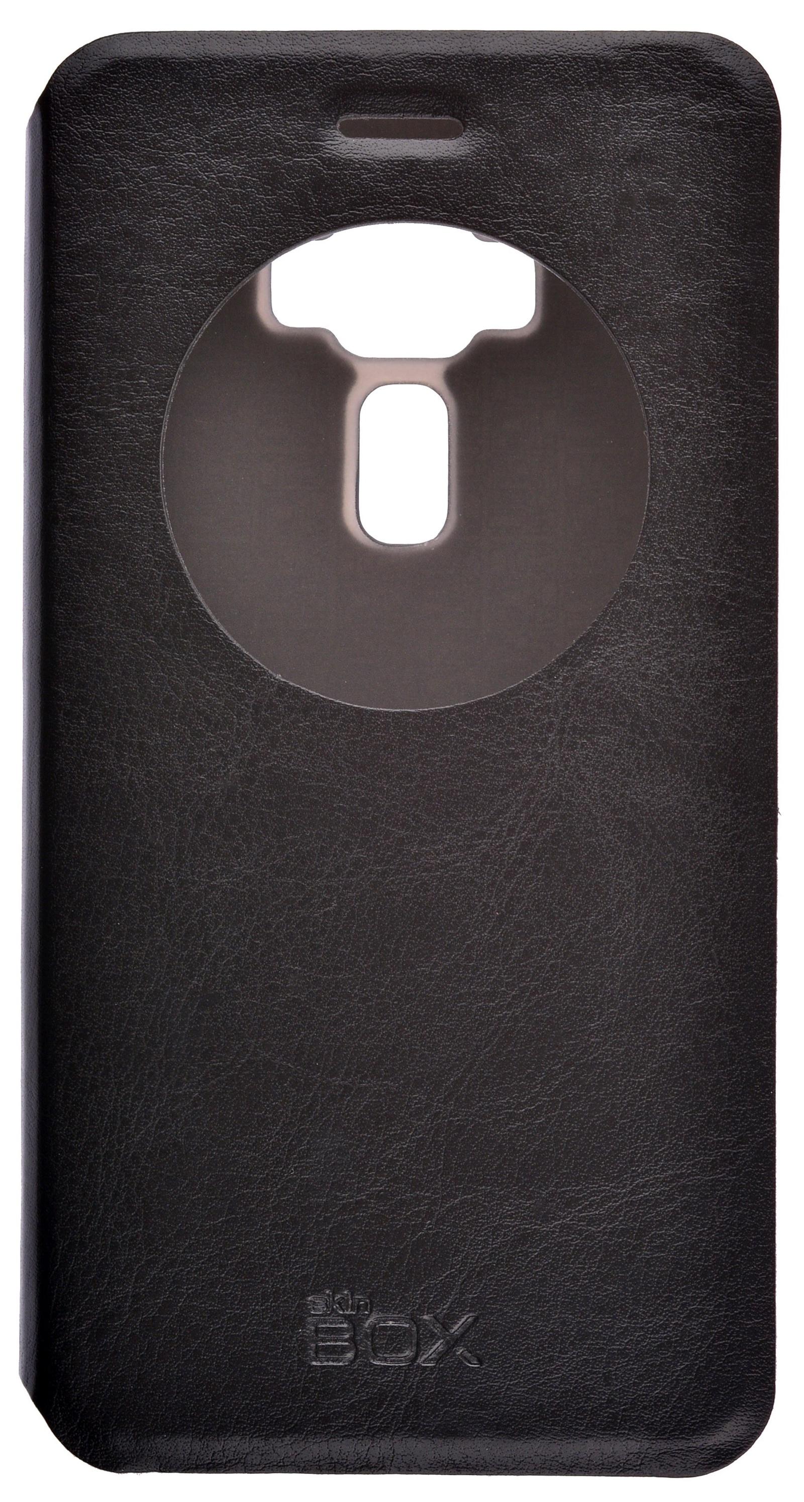 Чехол для сотового телефона skinBOX Lux AW, 4630042525351, черный roar aw чехол для asus zenfone 4 a400cg white