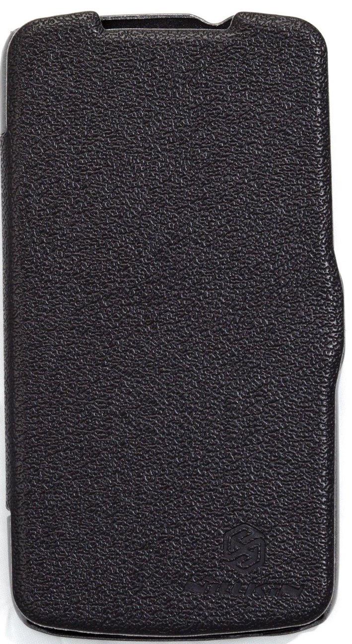 Чехол для сотового телефона Nillkin Fresh, 4630042525849, черный стоимость