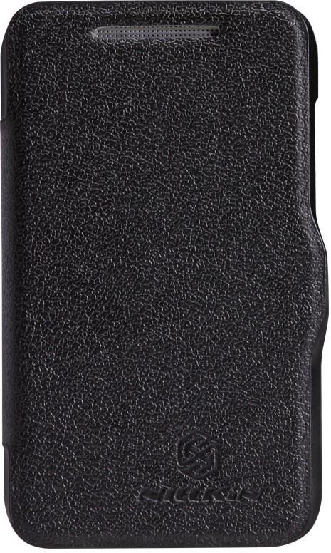 Чехол для сотового телефона Nillkin Fresh, 4630042525856, черный стоимость