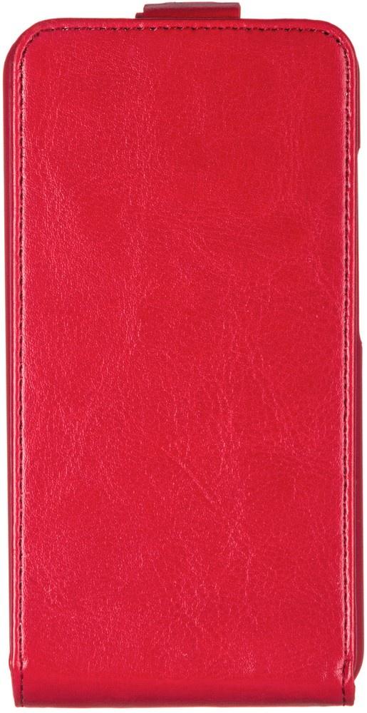 Чехол для сотового телефона skinBOX 4People, 4630042526334, красный чехол для lg x style k200 skinbox 4people case черный
