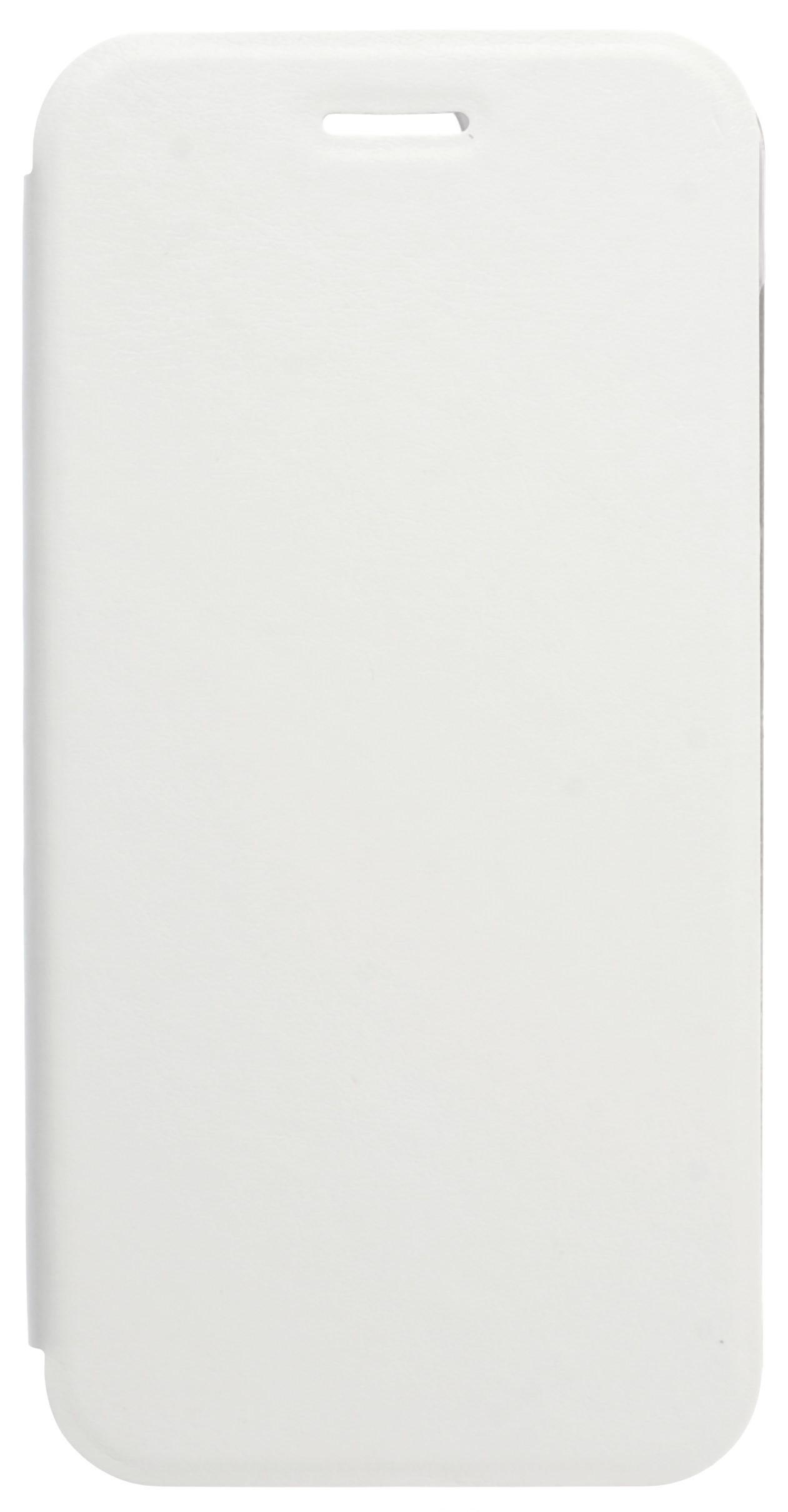 Чехол для сотового телефона skinBOX Lux, 4630042527645, белый чехол книжка для microsoft lumia 532 с магнитной застежкой золотой armor m