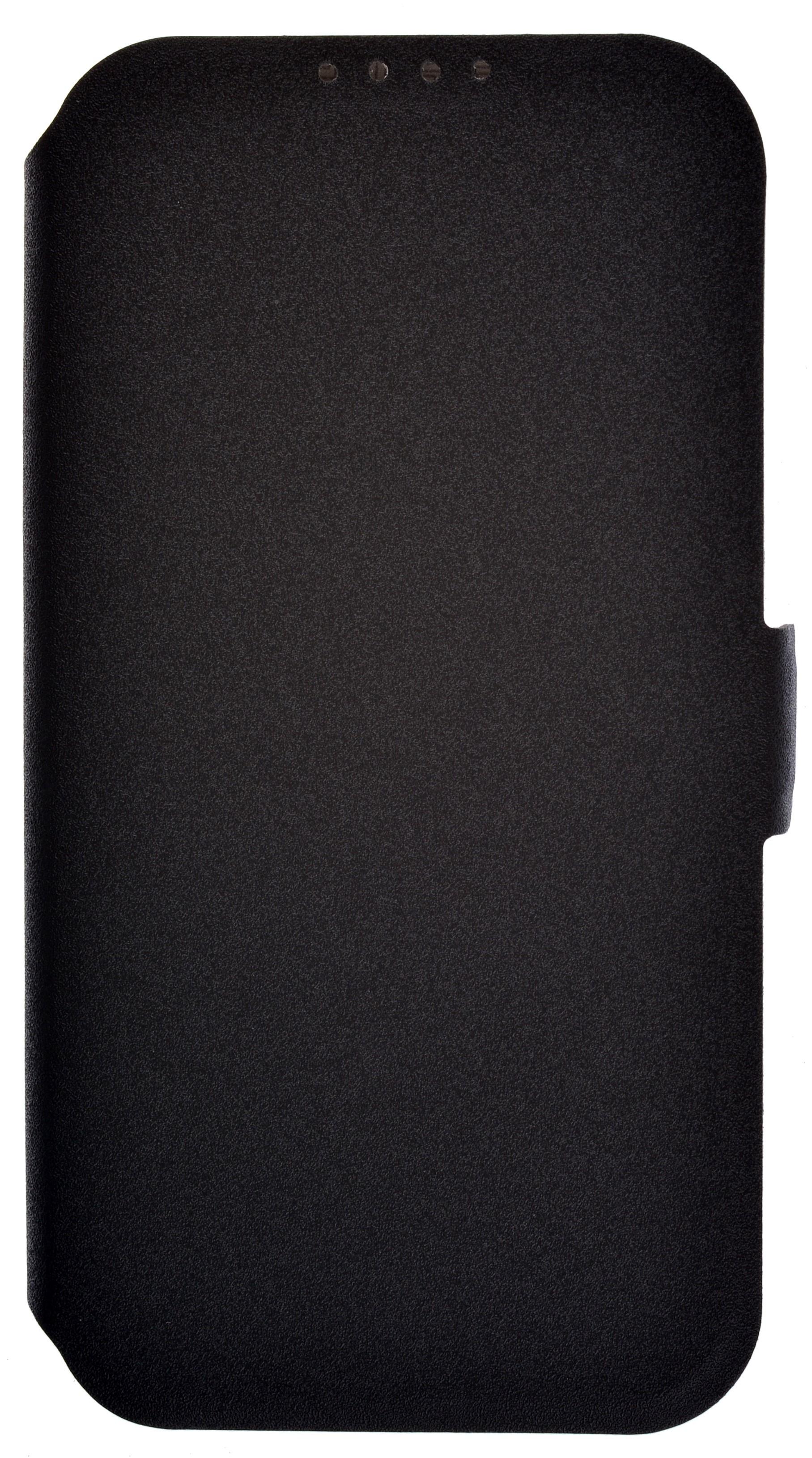 Чехол для сотового телефона PRIME Book, 4630042528208, черный prime book чехол книжка для meizu m5c red