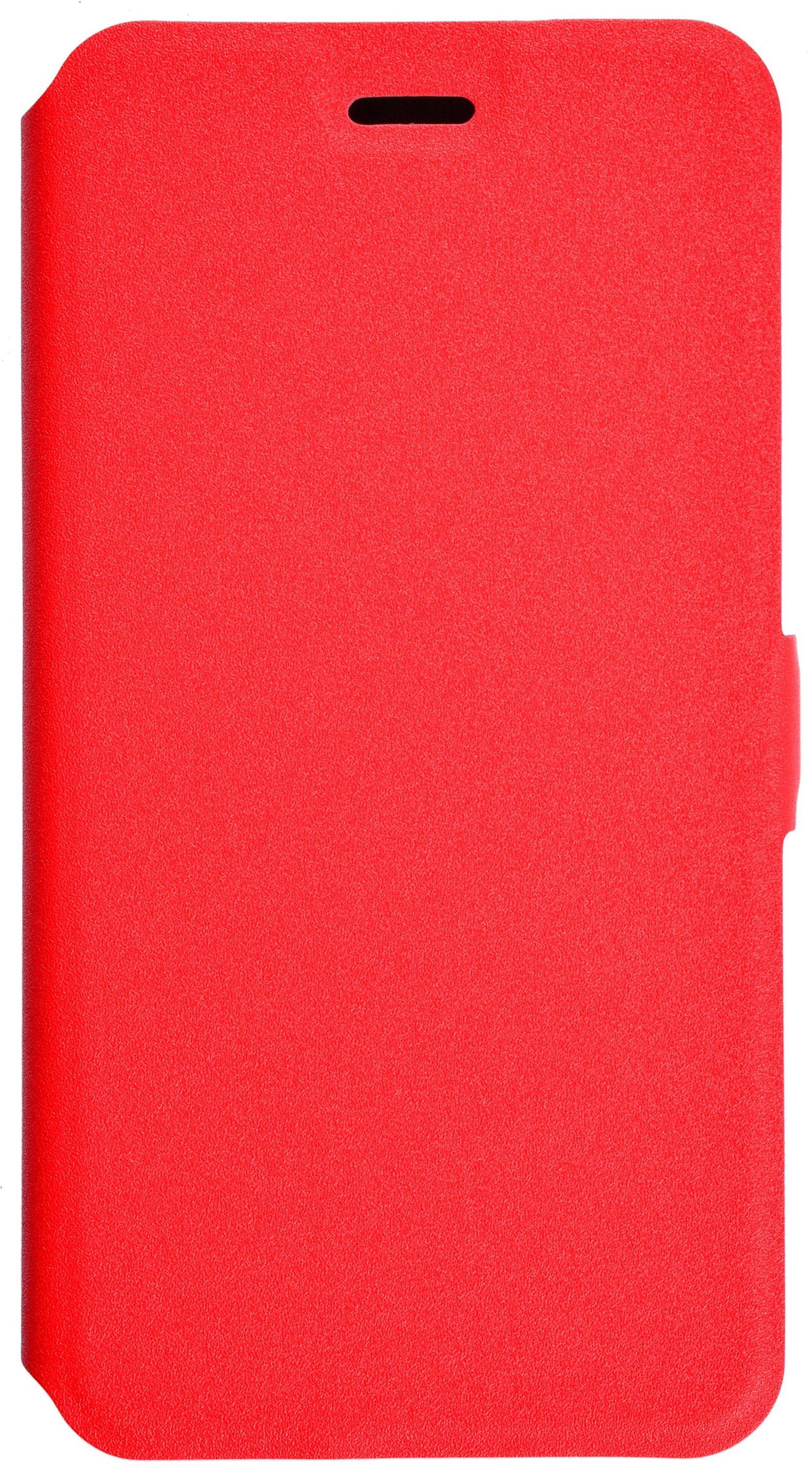 Чехол для сотового телефона PRIME Book, 4630042528420, красный чехол для сотового телефона prime book 4630042523708 красный