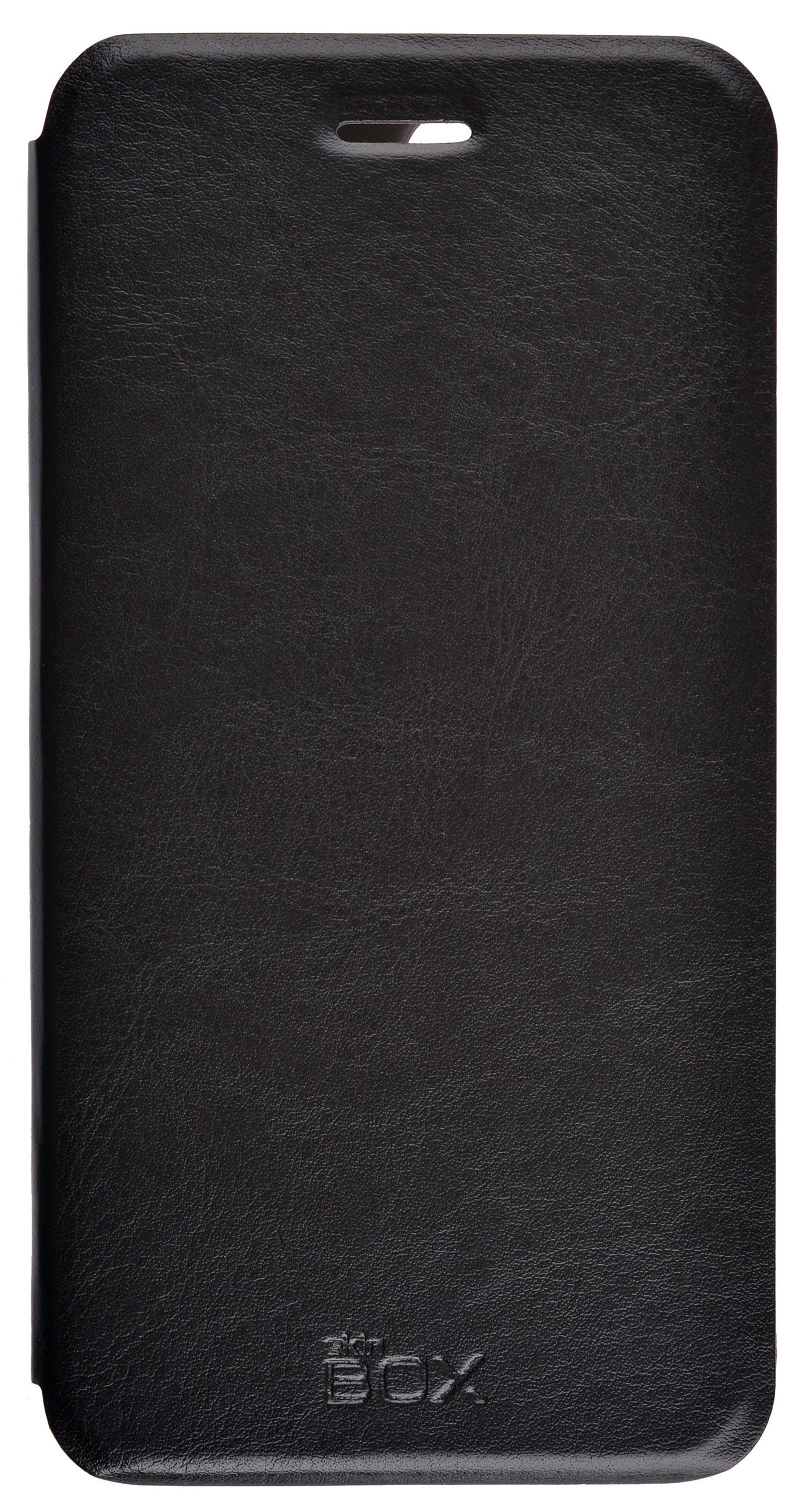 Чехол для сотового телефона skinBOX Lux, 4630042528819, черный стоимость