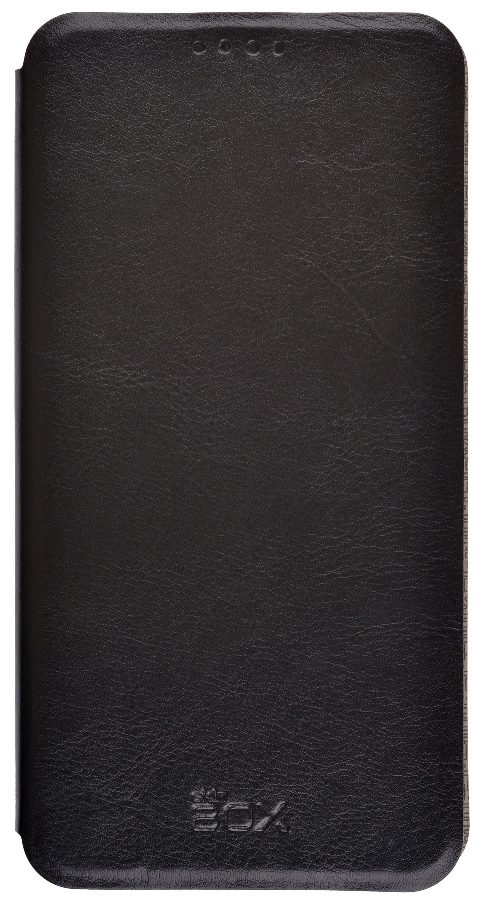 Чехол для сотового телефона skinBOX Lux, 4630042528826, черный все цены