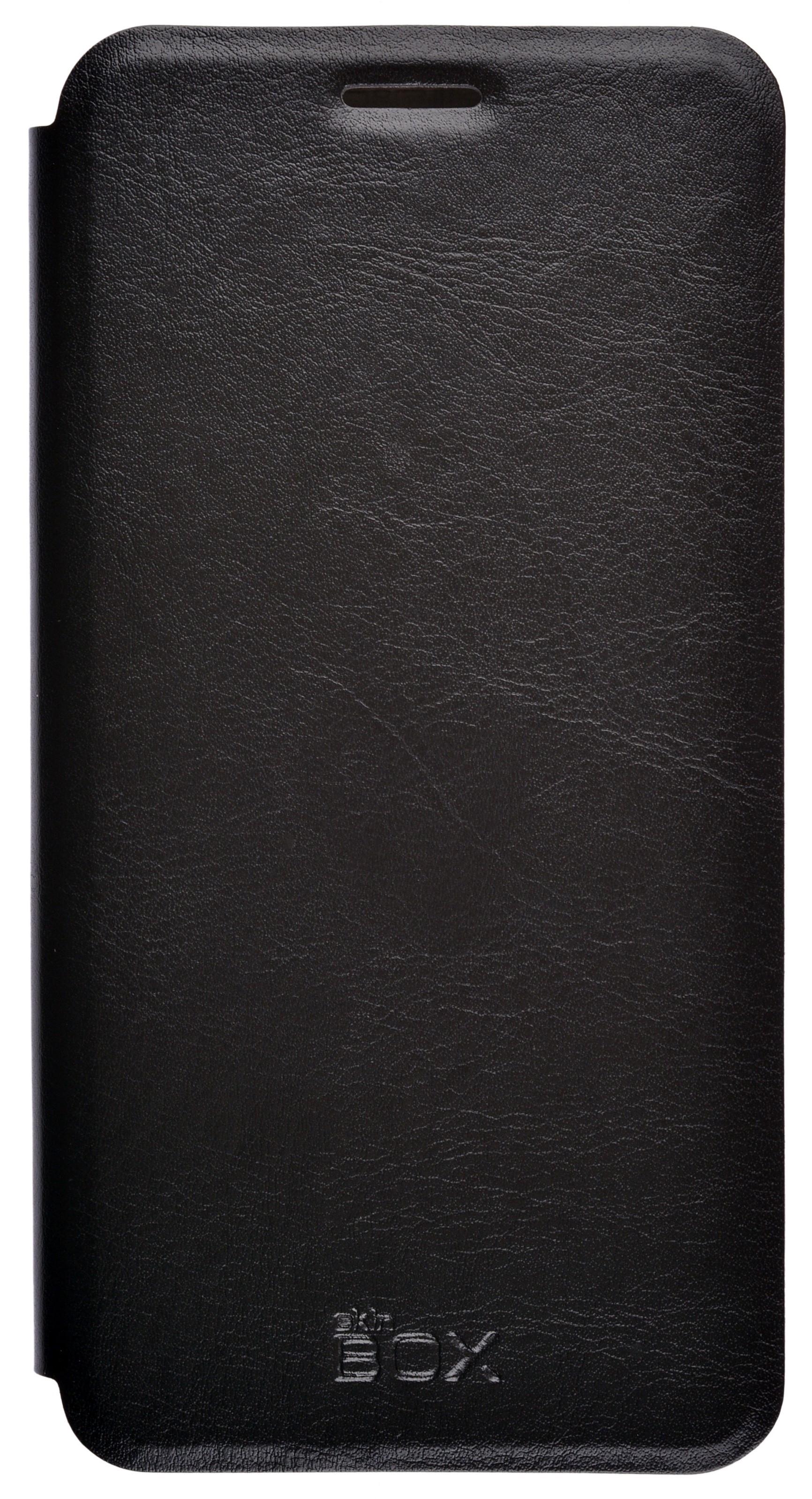 Чехол для сотового телефона skinBOX Lux, 4630042528857, черный все цены