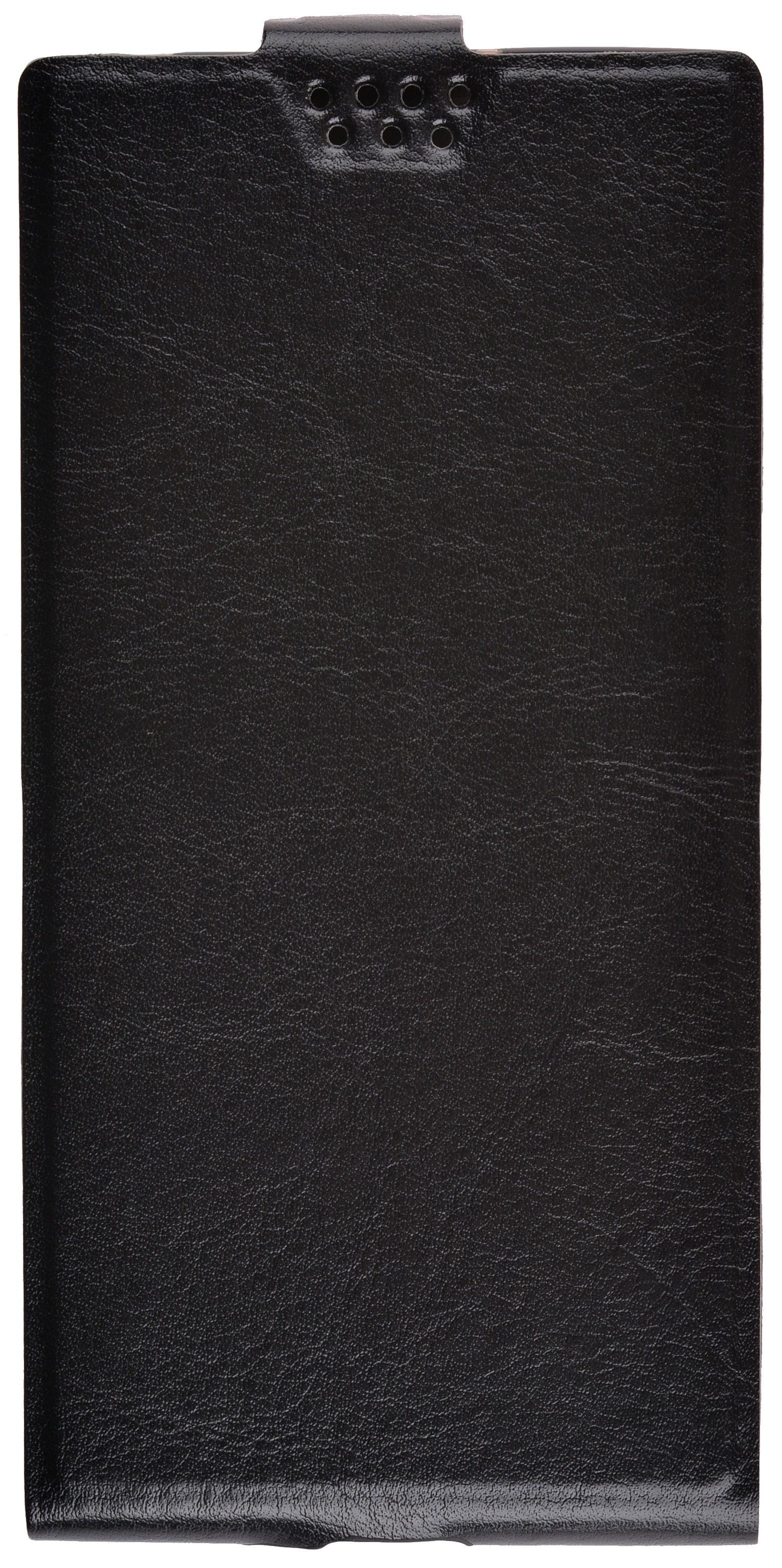 Чехол для сотового телефона skinBOX Flip slim, 4630042529090, черный чехол для сотового телефона skinbox flip slim 4660041407587 черный