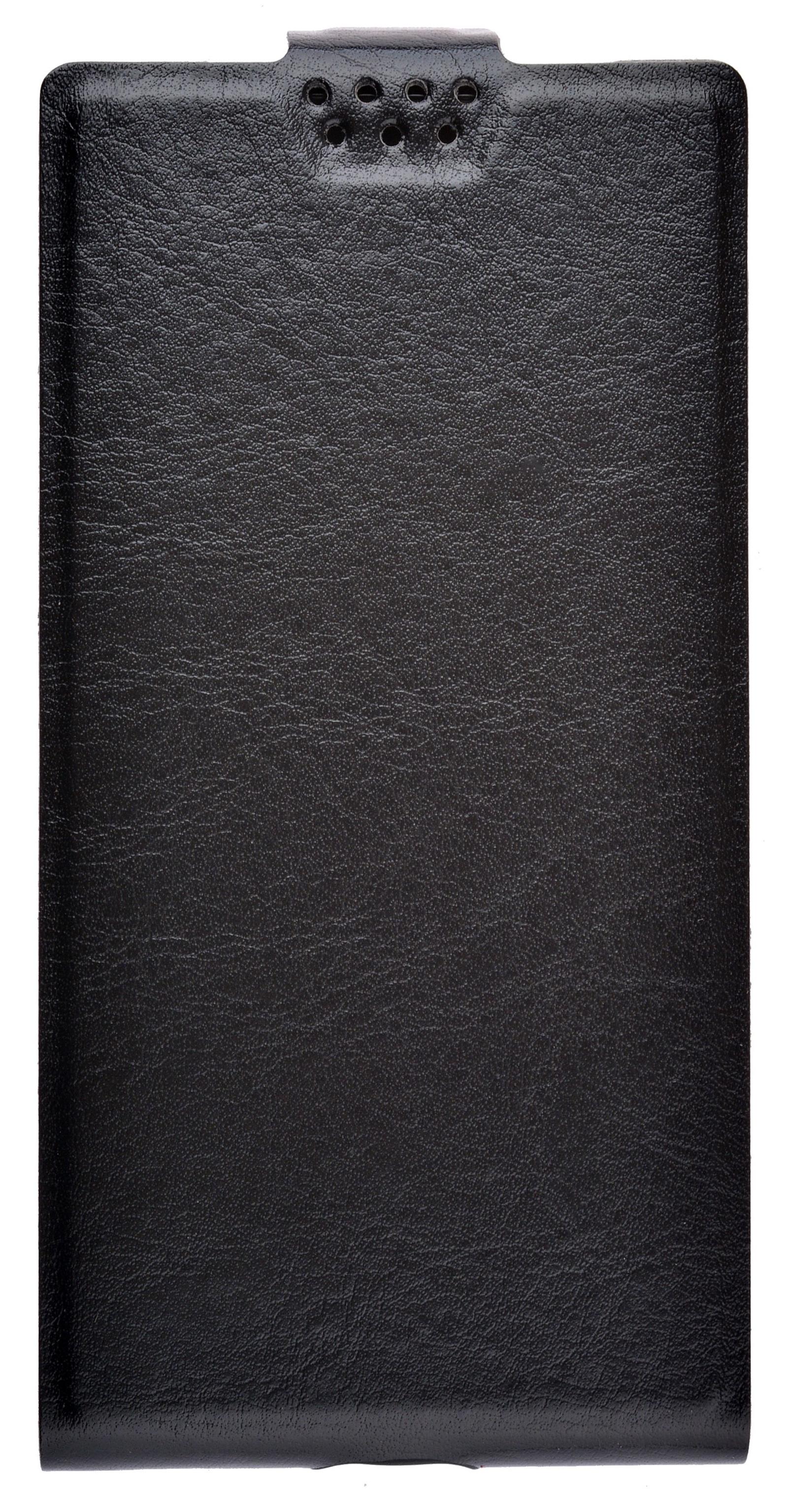 Чехол для сотового телефона skinBOX Flip slim, 4630042529106, черный skinbox flip slim чехол для alcatel 4024d pixi black
