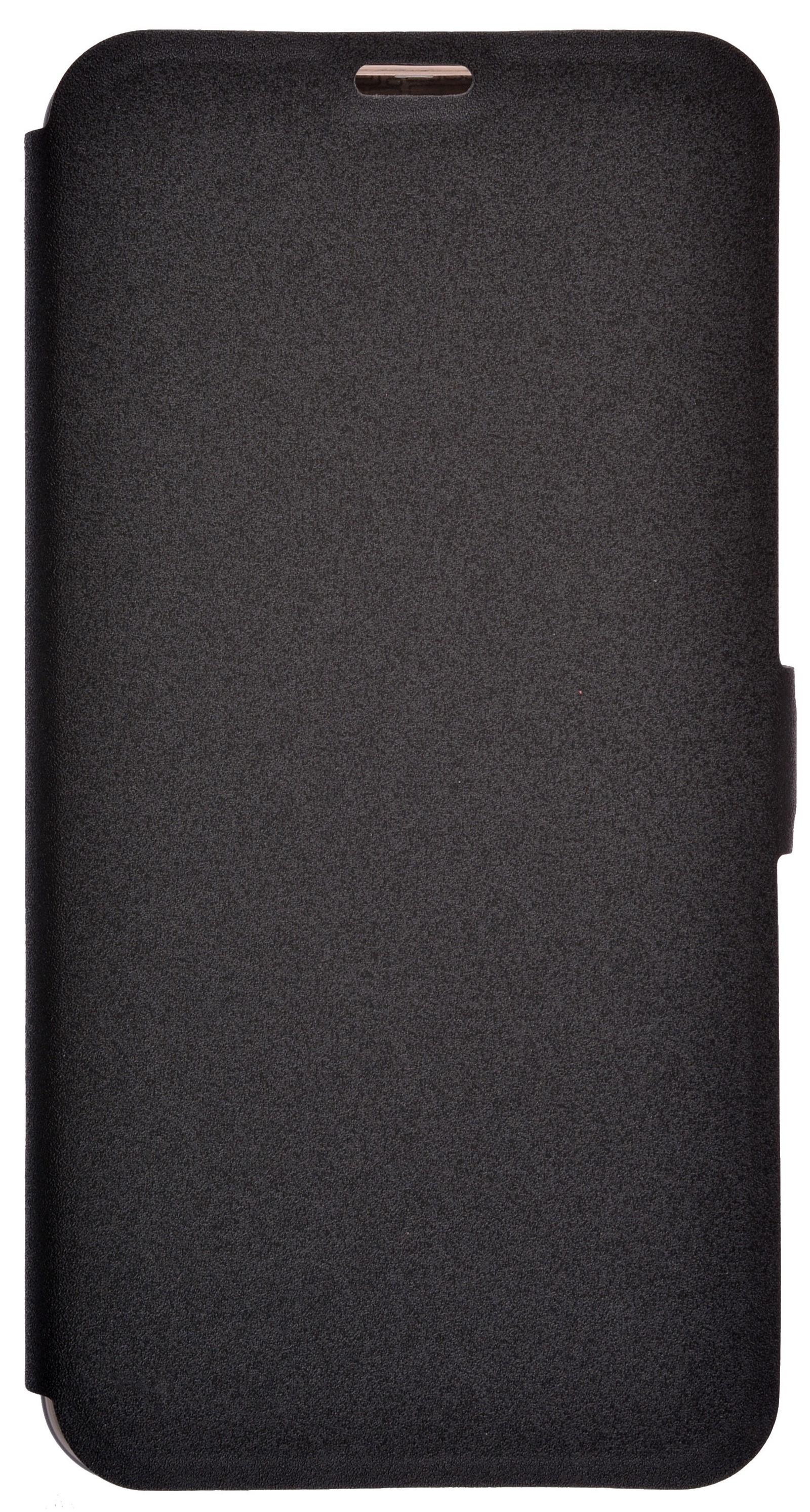 Чехол для сотового телефона PRIME Book, 4630042529151, черный prime book чехол книжка для meizu m5c red