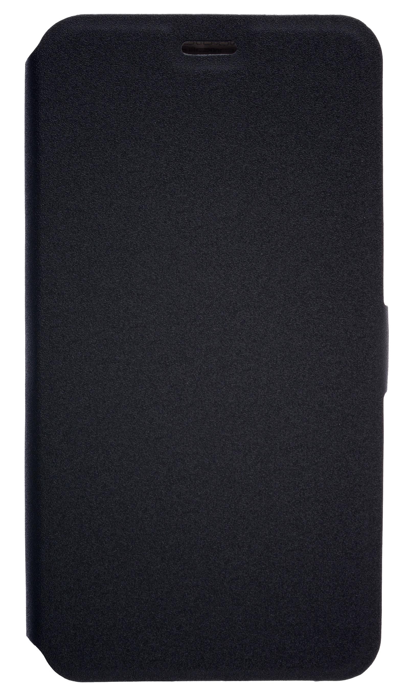 Чехол для сотового телефона PRIME Book, 4630042529533, черный prime book чехол книжка для meizu m5c red