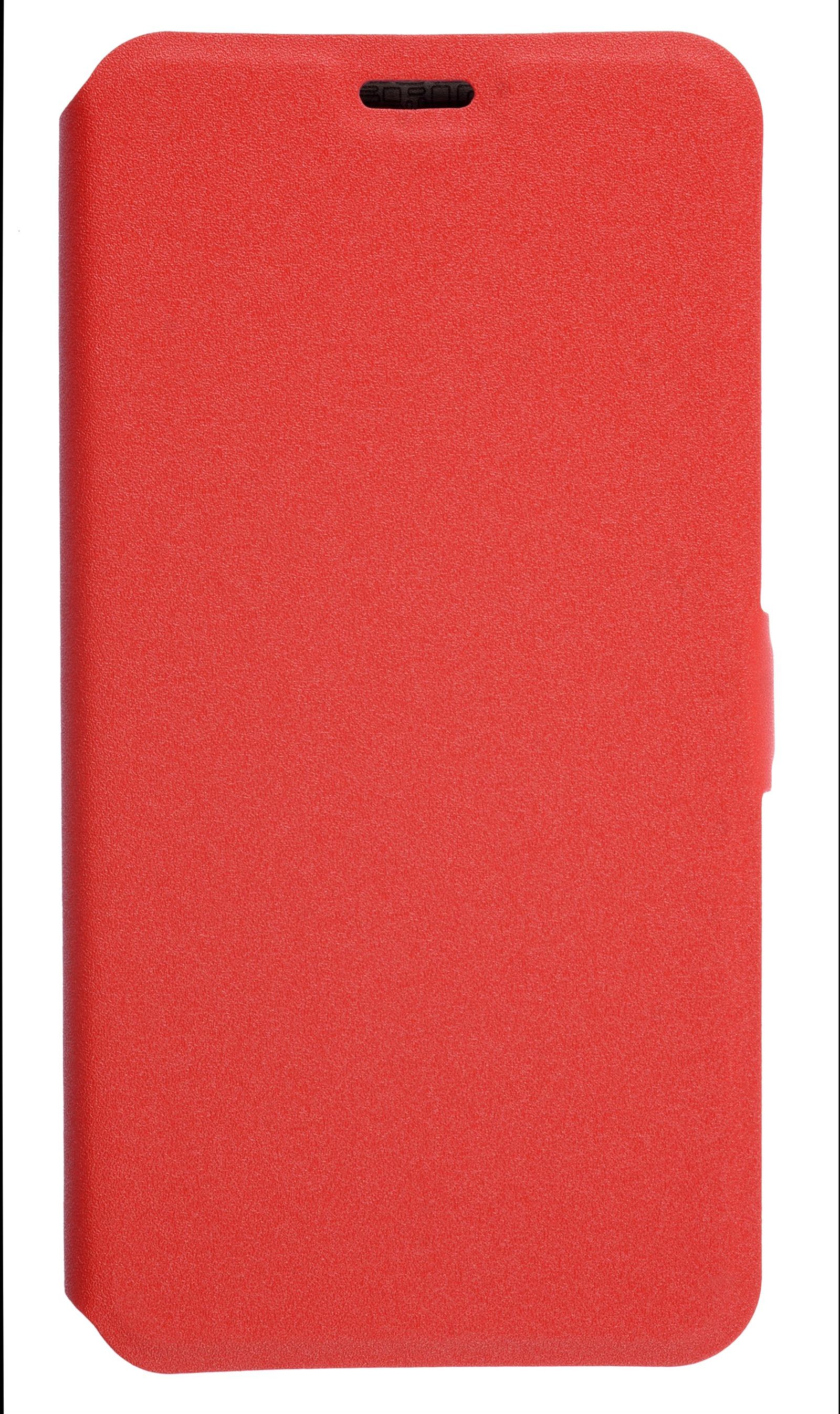 цена на Чехол для сотового телефона PRIME Book, 4630042529540, красный