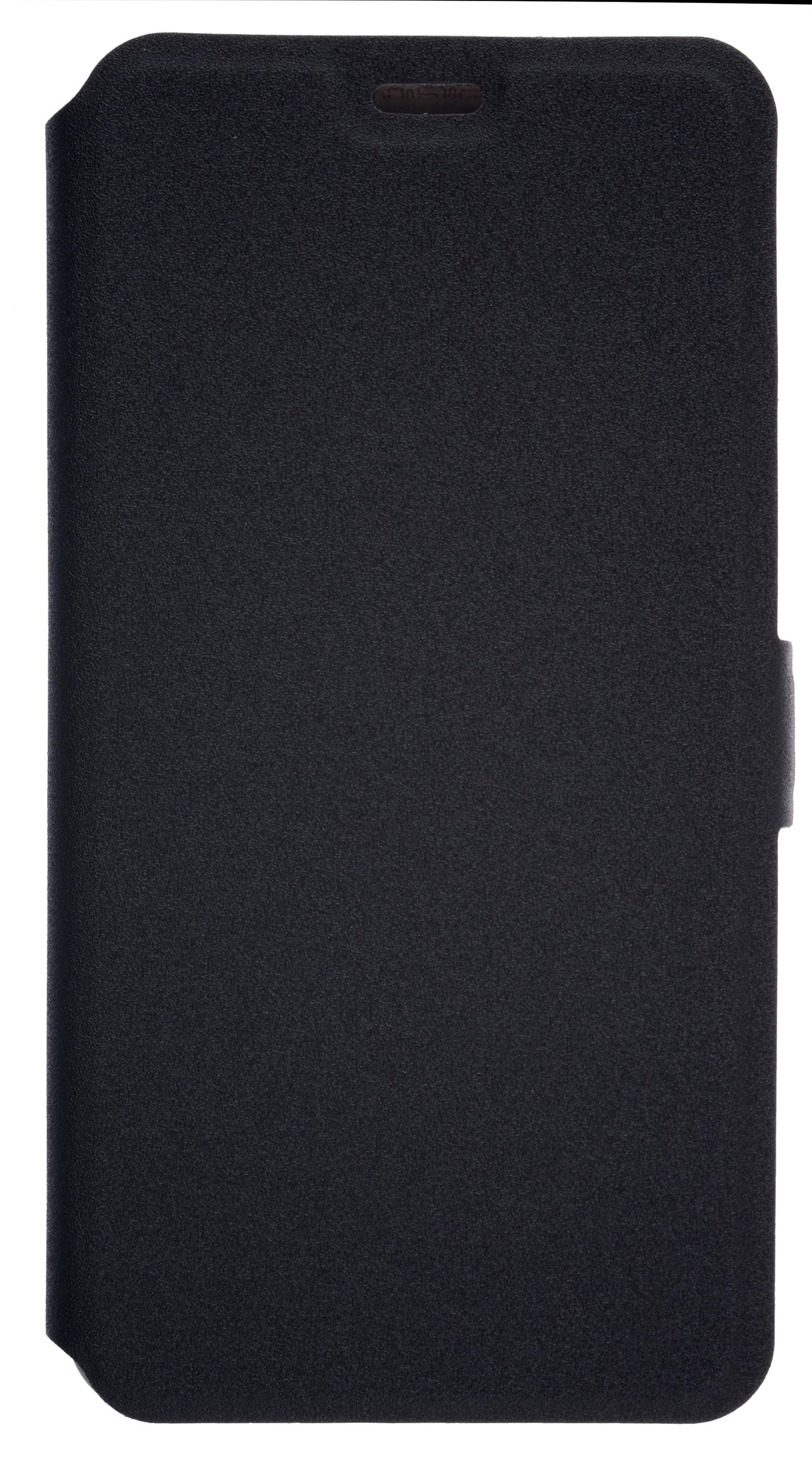 Чехол для сотового телефона PRIME Book, 4630042529601, черный prime book чехол книжка для meizu m5c red