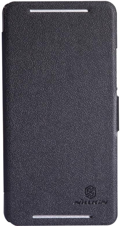 Чехол для сотового телефона Nillkin Fresh, 4630042529878, черный стоимость