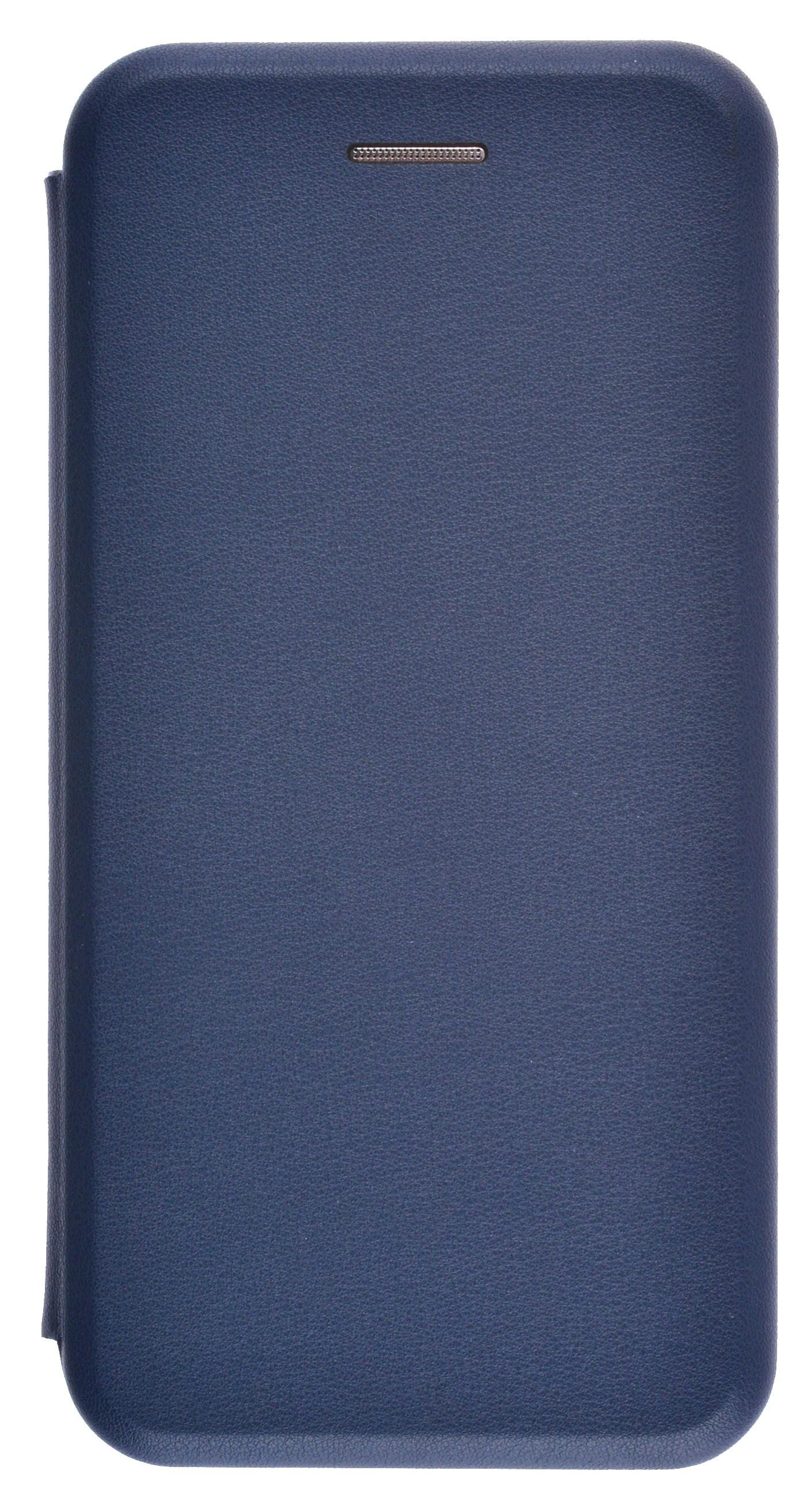Чехол для сотового телефона skinBOX Screens, 4660041408324, синий цена и фото