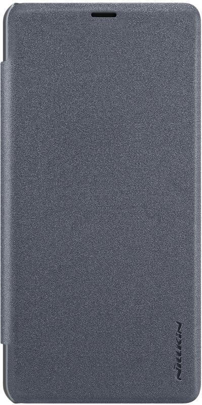 Чехол для сотового телефона Nillkin Sparkle, 6902048162303, черный чехол для сотового телефона nillkin sparkle 6902048117907 черный