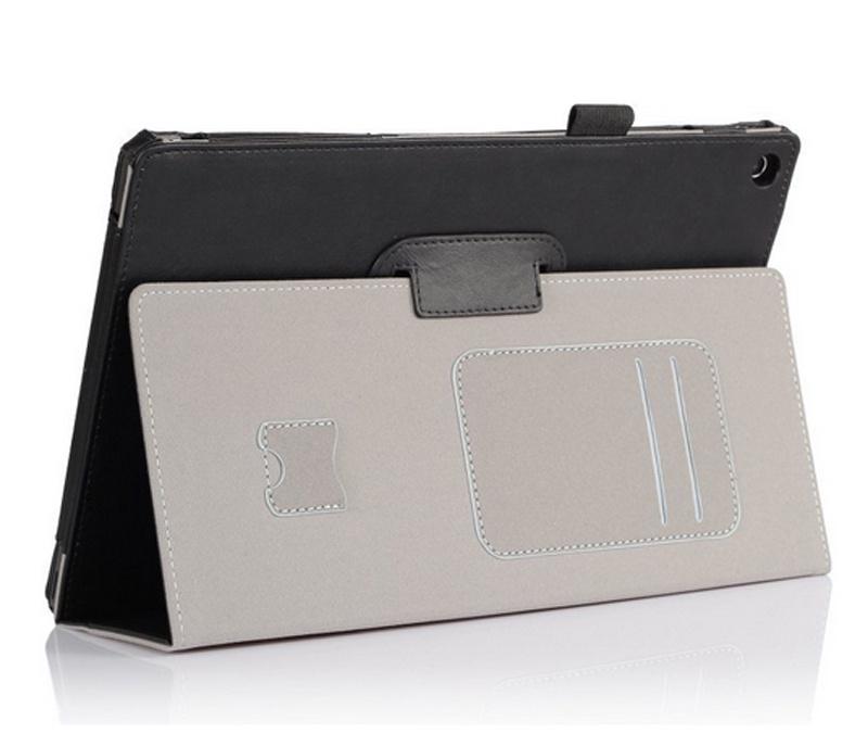 Чехол для планшета skinBOX Smart, 4630042526020, черный laptop lcd display panel touch screen digitizer assembly for sony xperia tablet z2 sgp511 sgp512 sgp521 sgp541 sgp551 sgp561