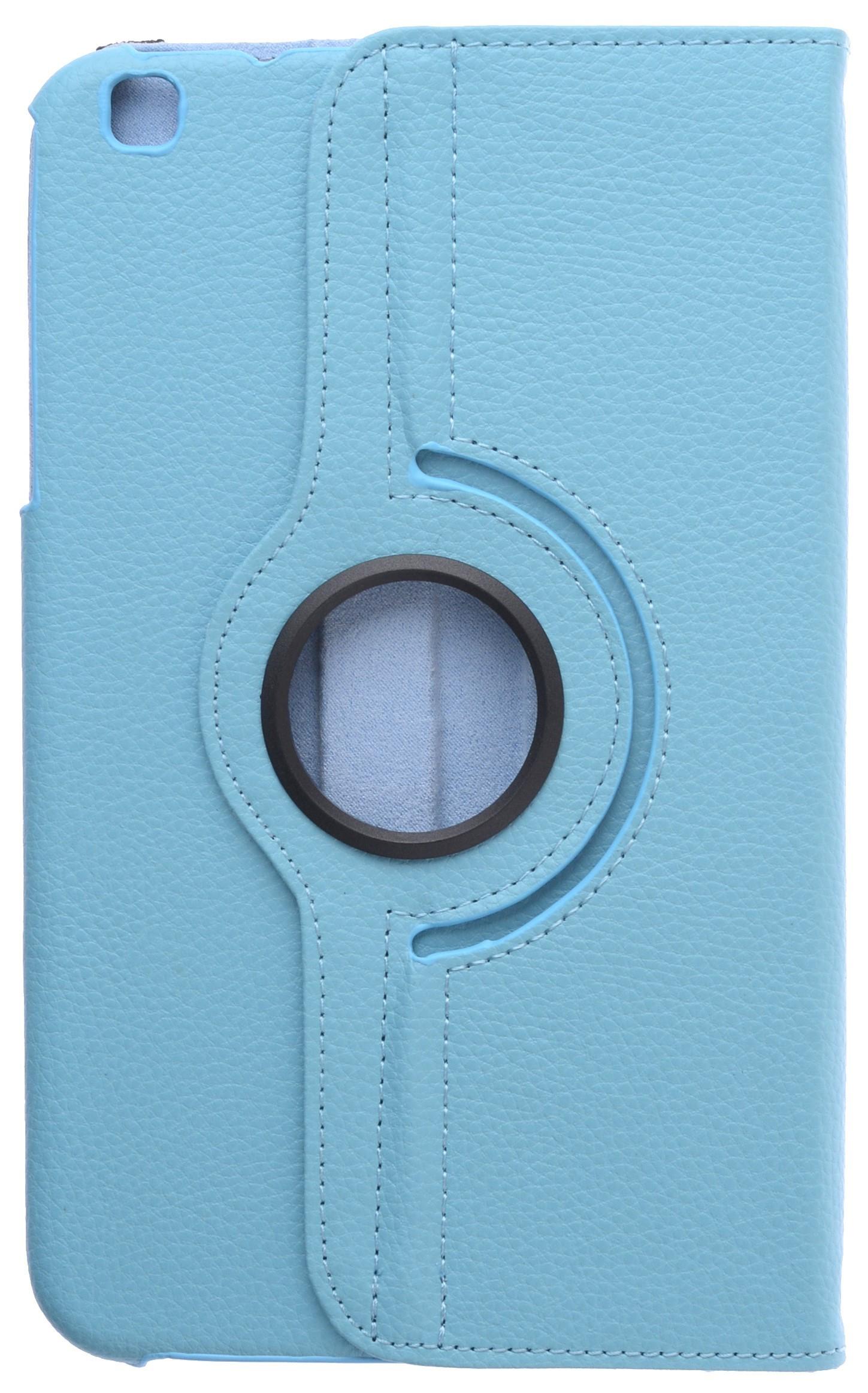 Чехол для планшета skinBOX Standard, 4630042529700, голубой skinbox обложка skinbox standard для планшета asus vivotab smart me400c выполнена из качественной экокожи