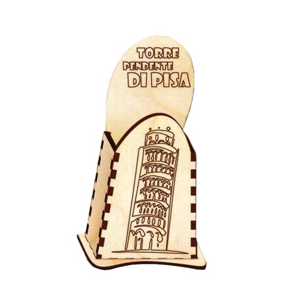 Развивающая игрушка Полноцвет Пизанская башня