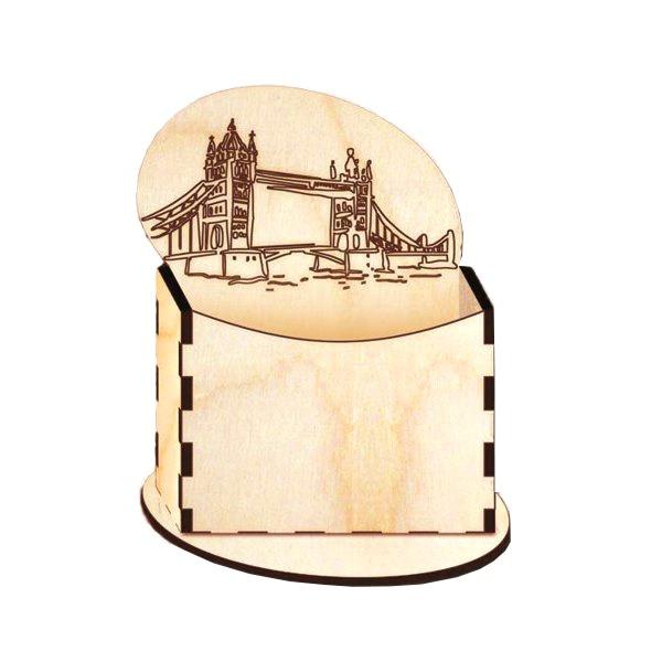 Развивающая игрушка Полноцвет Карандашница , 12330