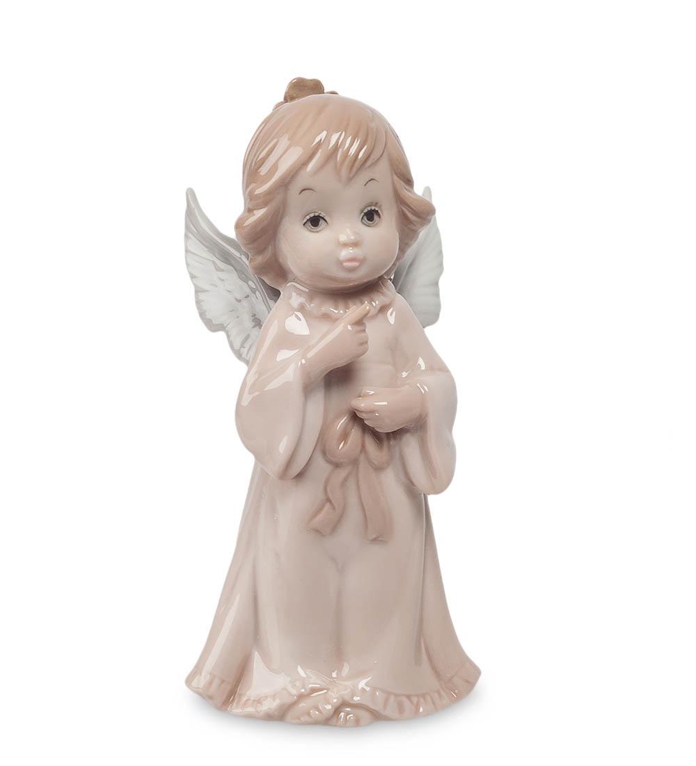 Фигурка декоративная Pavone АнгелJP-05/ 9, 102687102687Фигурка Ангела высотой 12 см. Агнес символизирует совесть и человеколюбие.