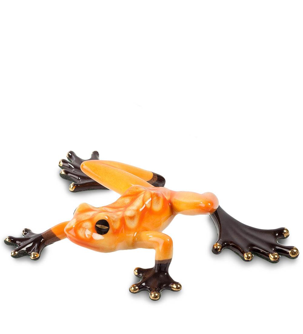 купить Фигурка декоративная Pavone Лягушка JP-08/22, 102682 онлайн