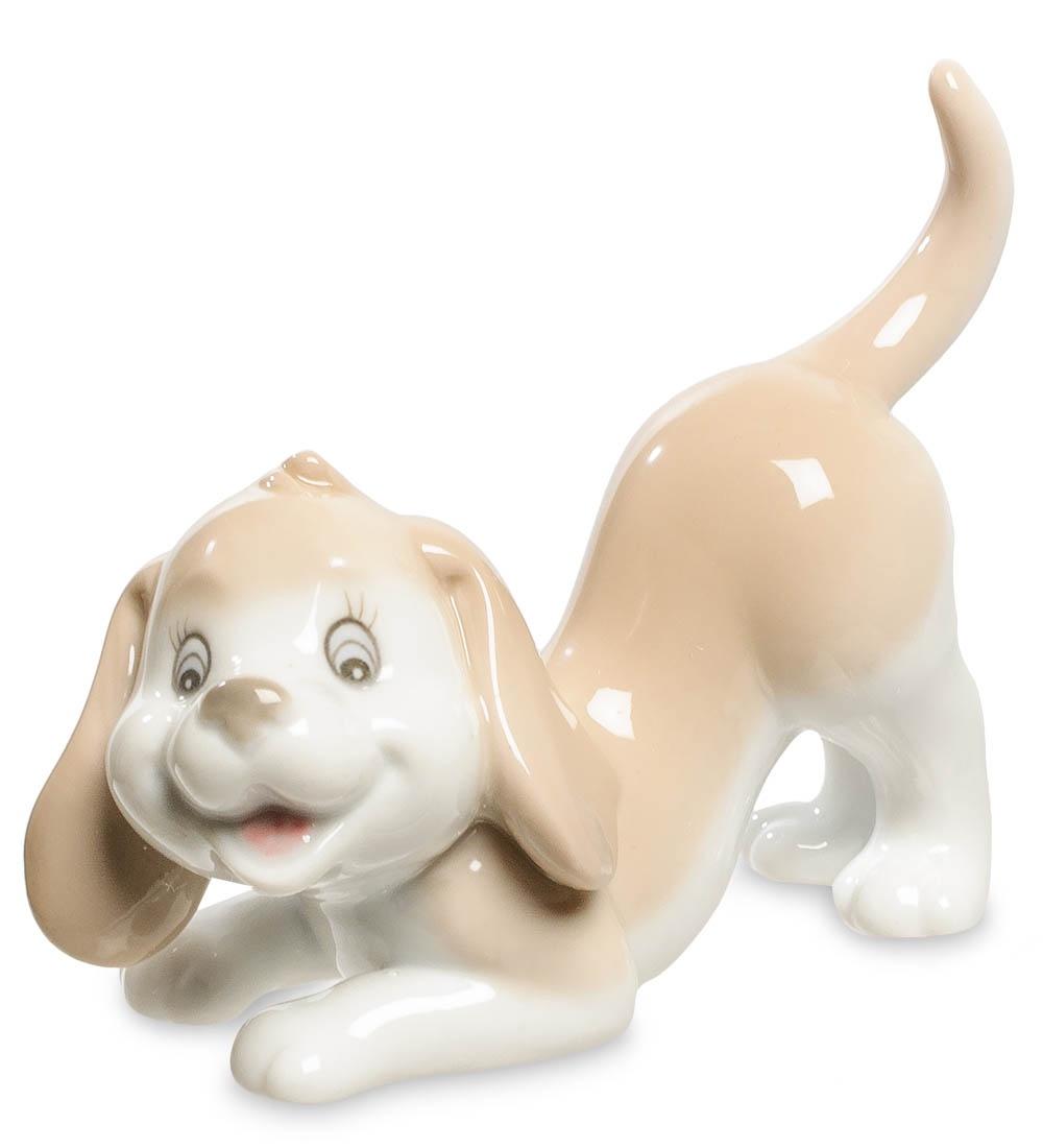 все цены на Фигурка декоративная Pavone Собака JP-101/ 1, 107928 онлайн