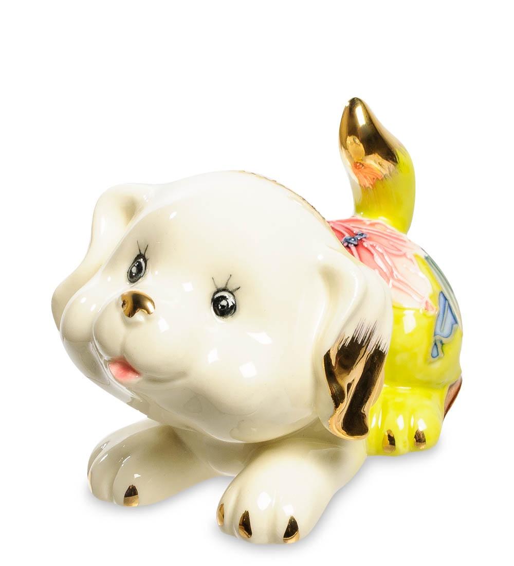 все цены на Фигурка декоративная Pavone Собака JP-101/ 5, 107932 онлайн